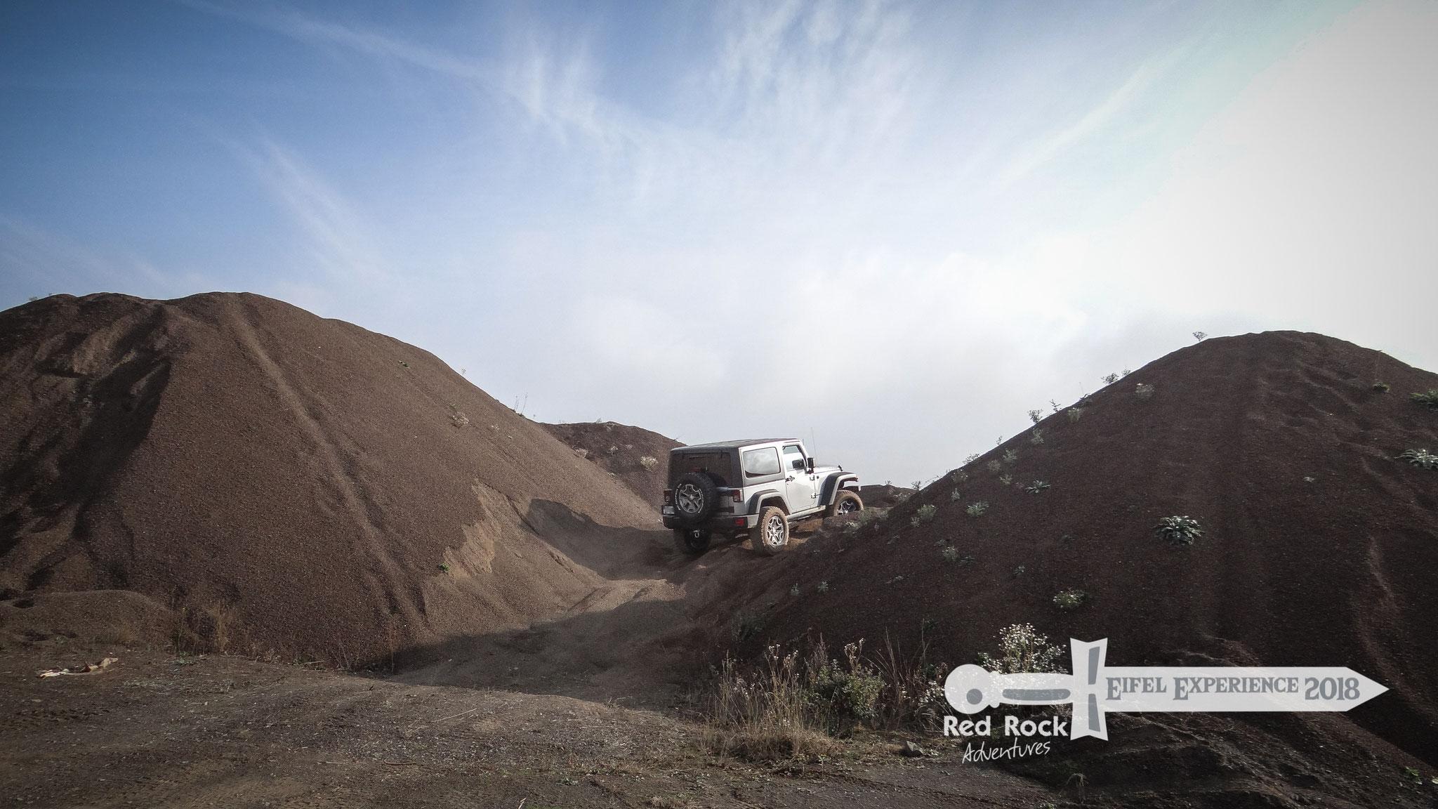 Red Rock Adventures - Eifel Experience - Oktober 2018