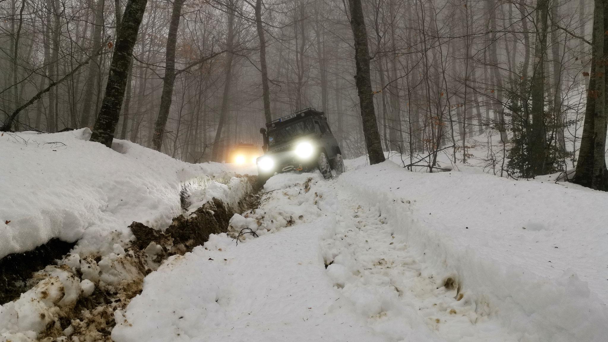 Snow Odyssey (Scout Tour) - Februar 2019