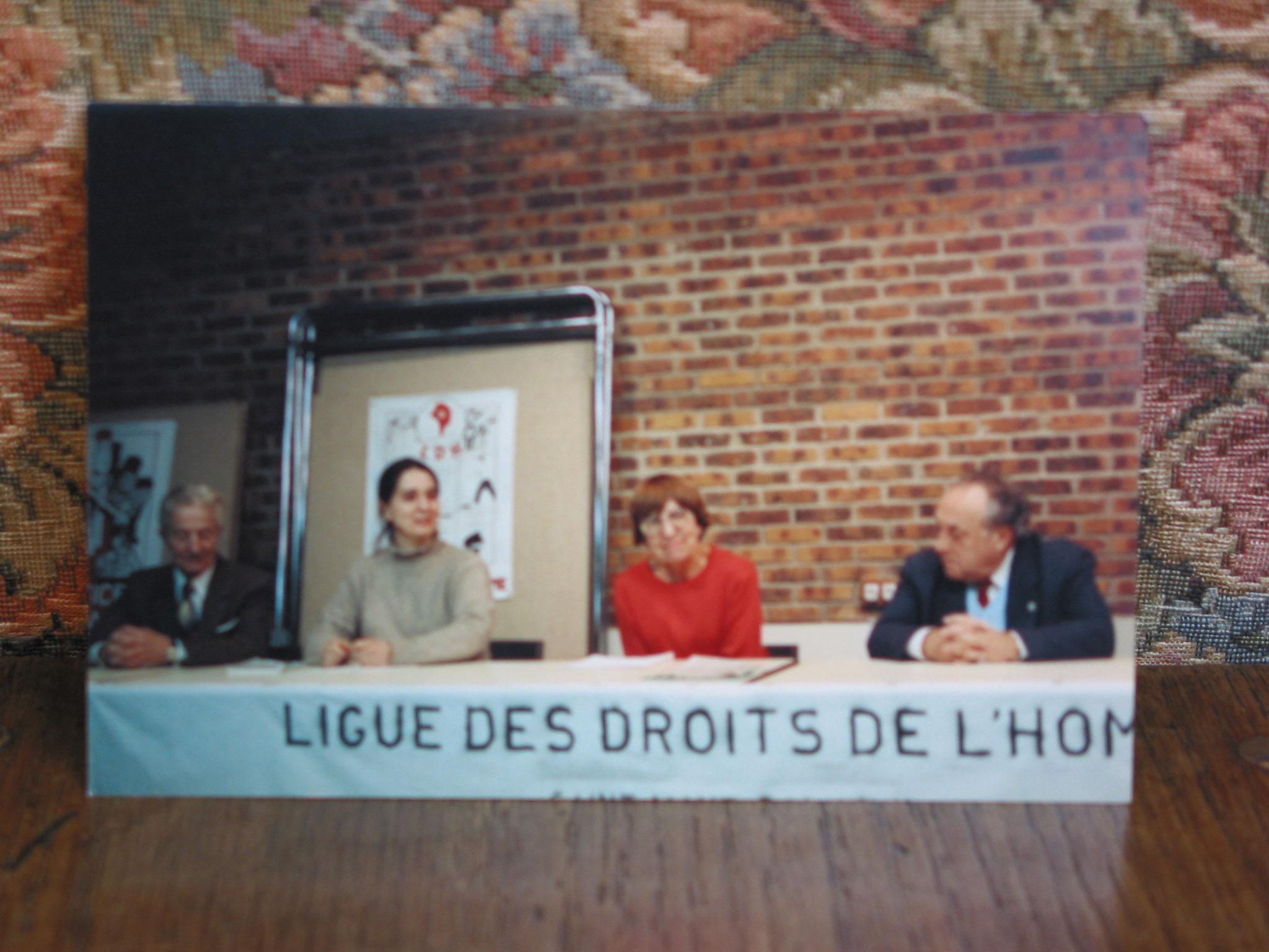 3-      - Laurence ALIMI - Madeleine RÉBERIOUX - YVANNES
