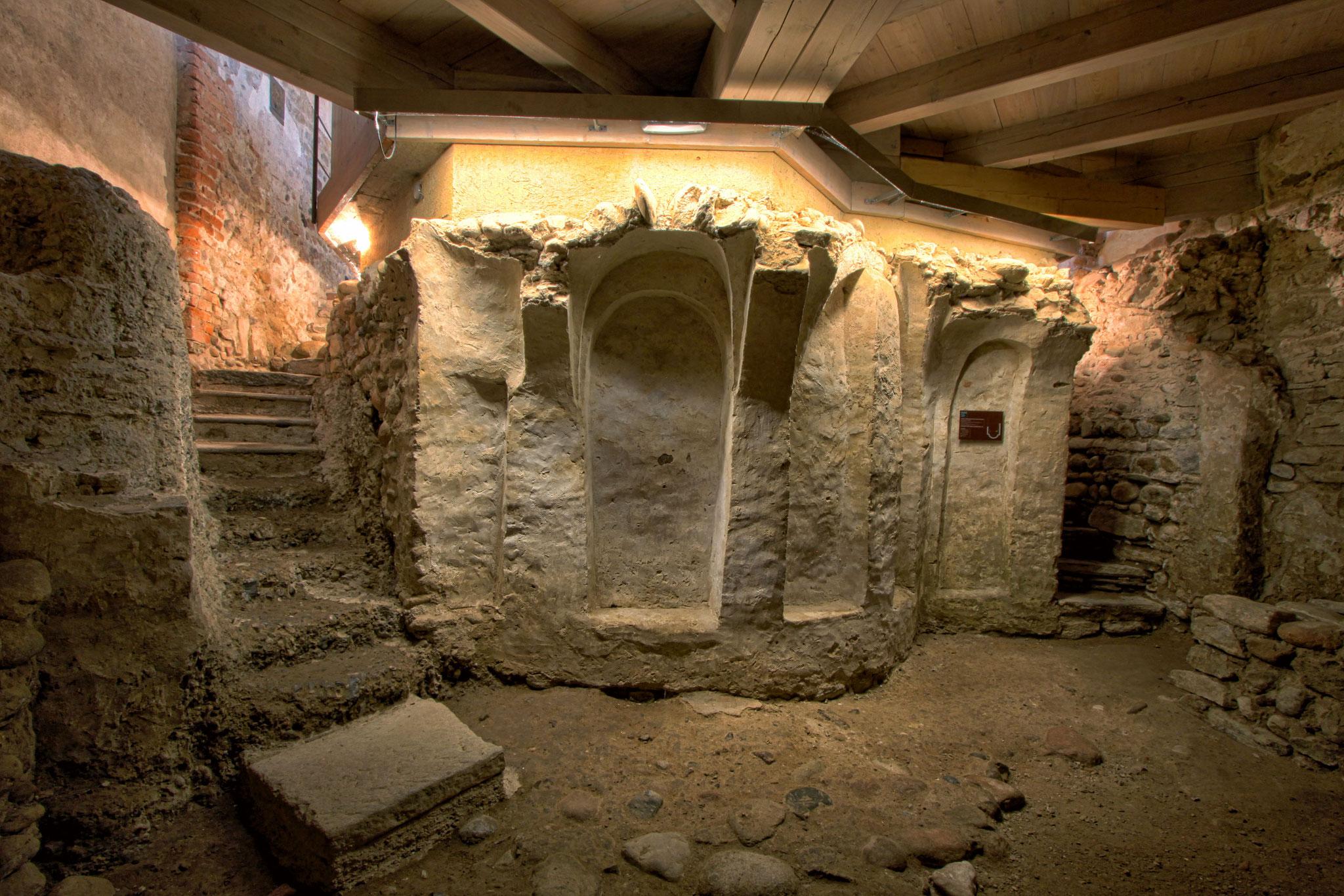 Visita guidata Monastero di Torba