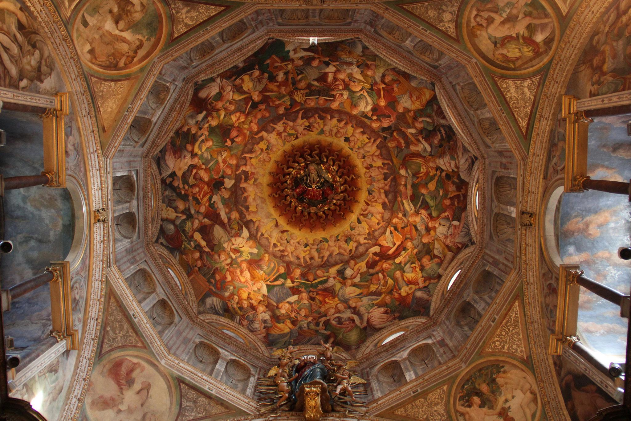 Visita guidata a Santa Maria Miracoli Saronno