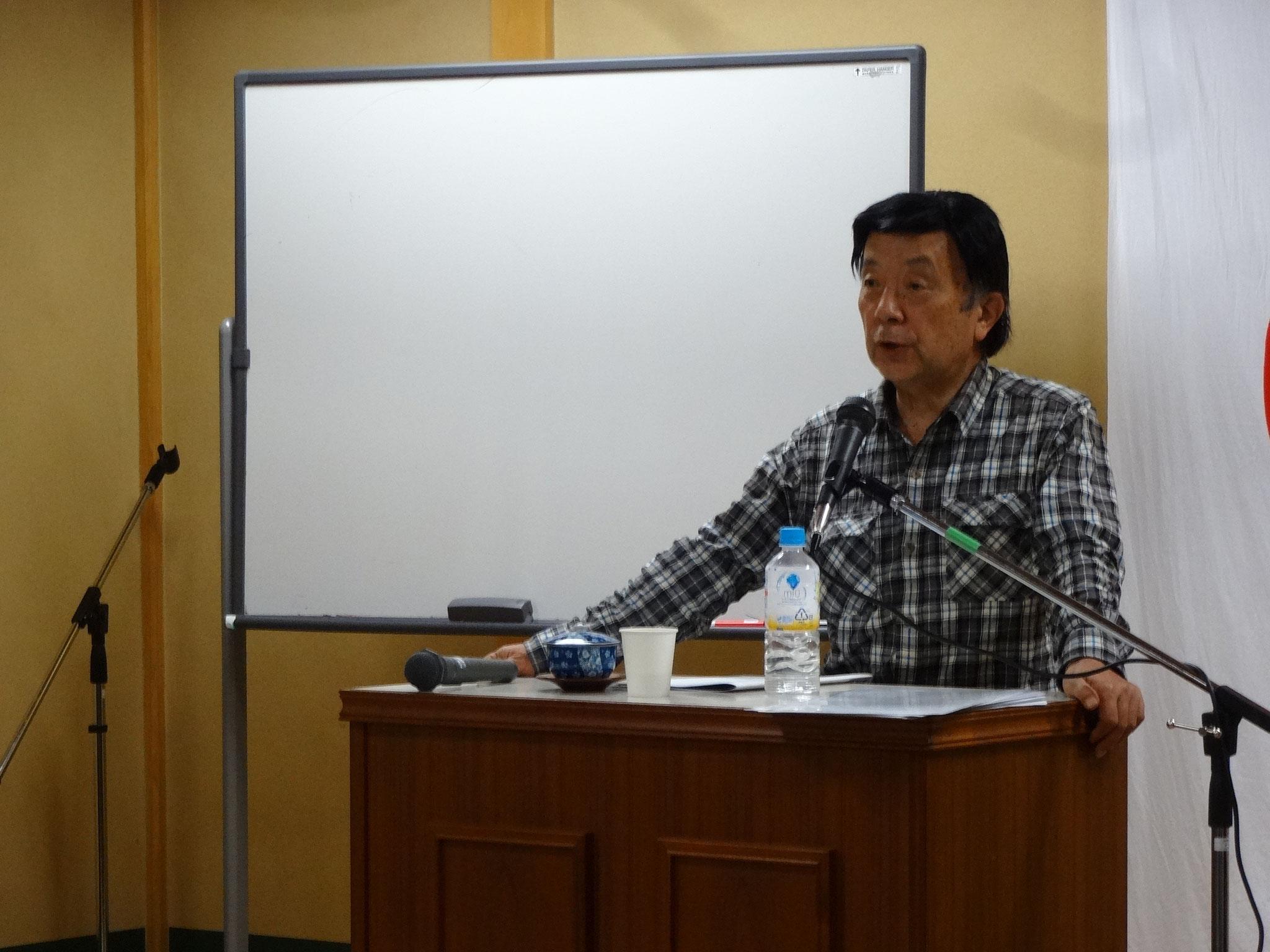 皇學館大學・岡田登教授のミニ講演会