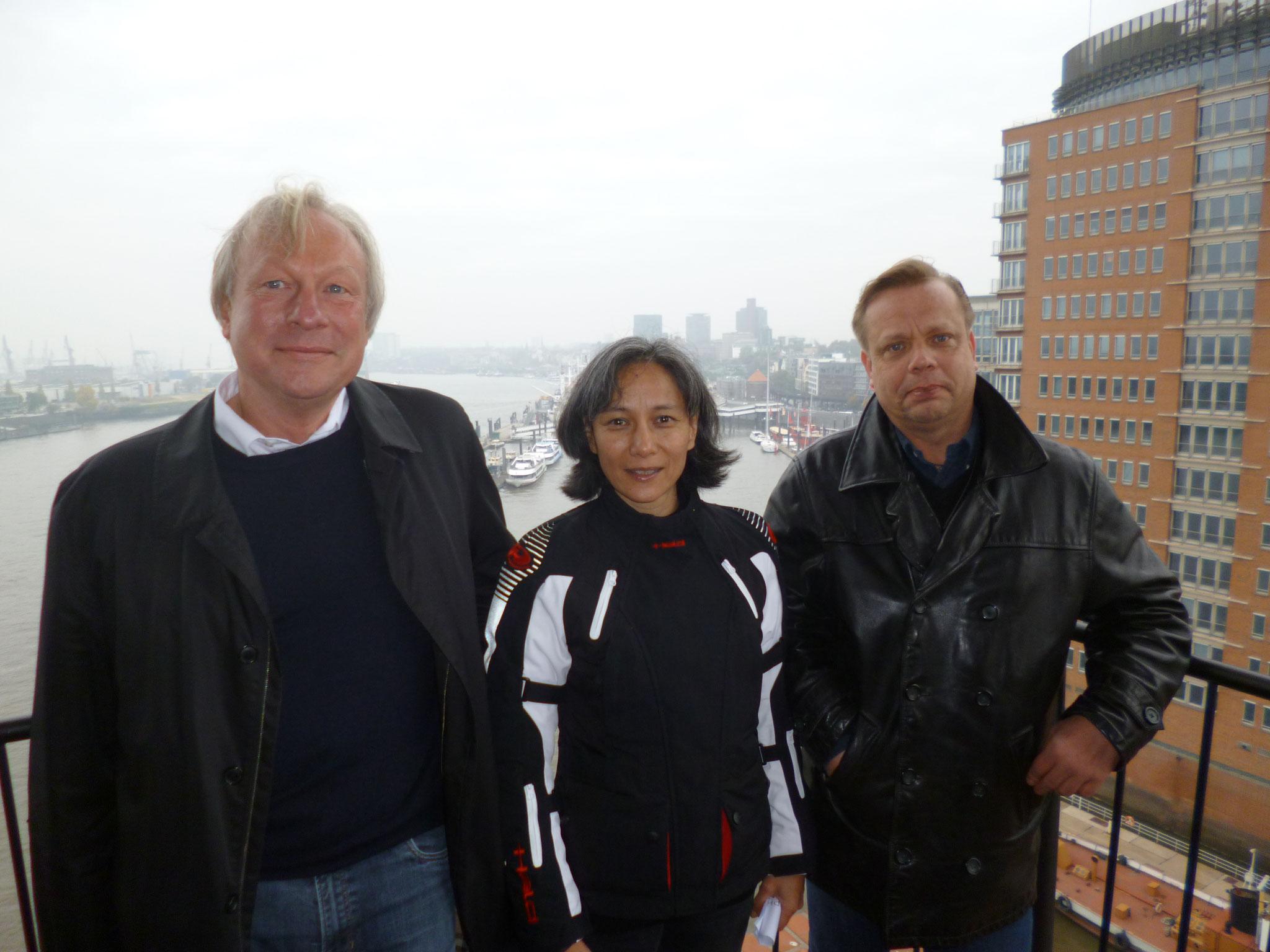 Expandeers at Elbphilharmonie