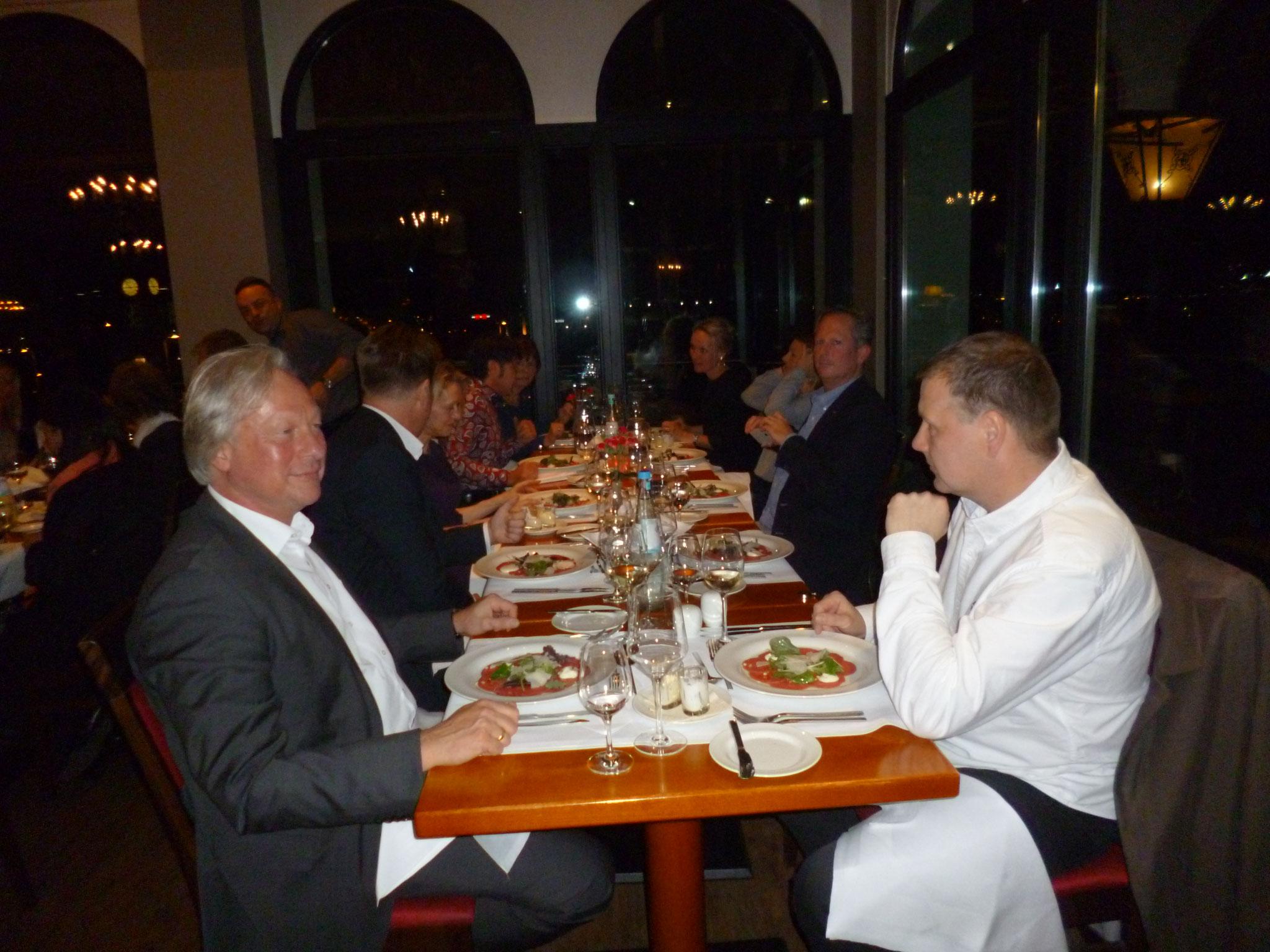 Expandeers banquet dinner