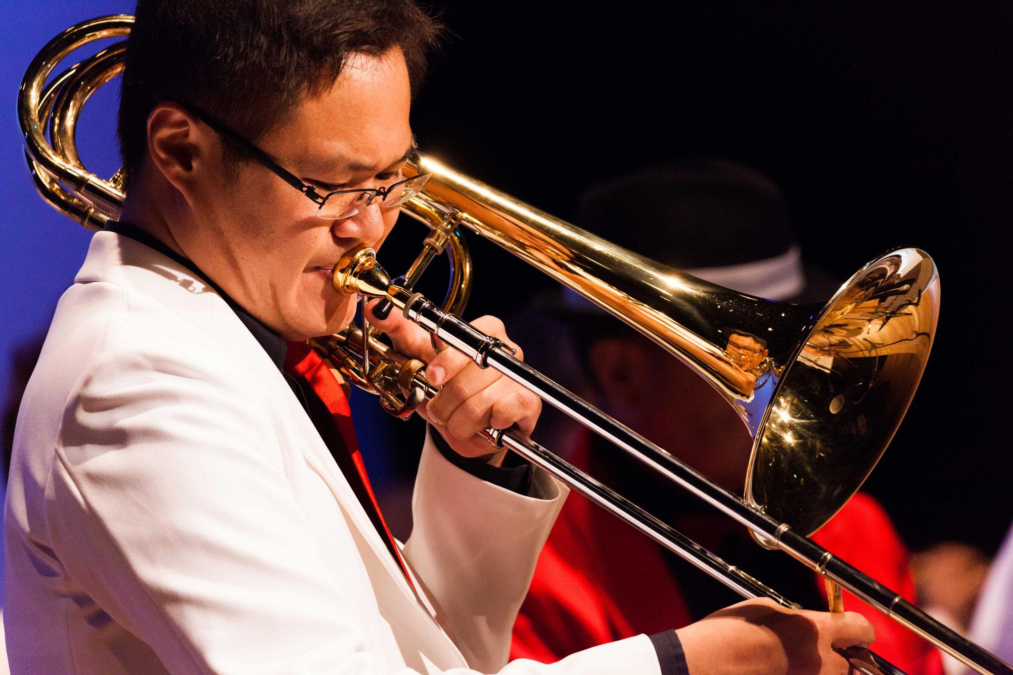 加納武(bass trombone)