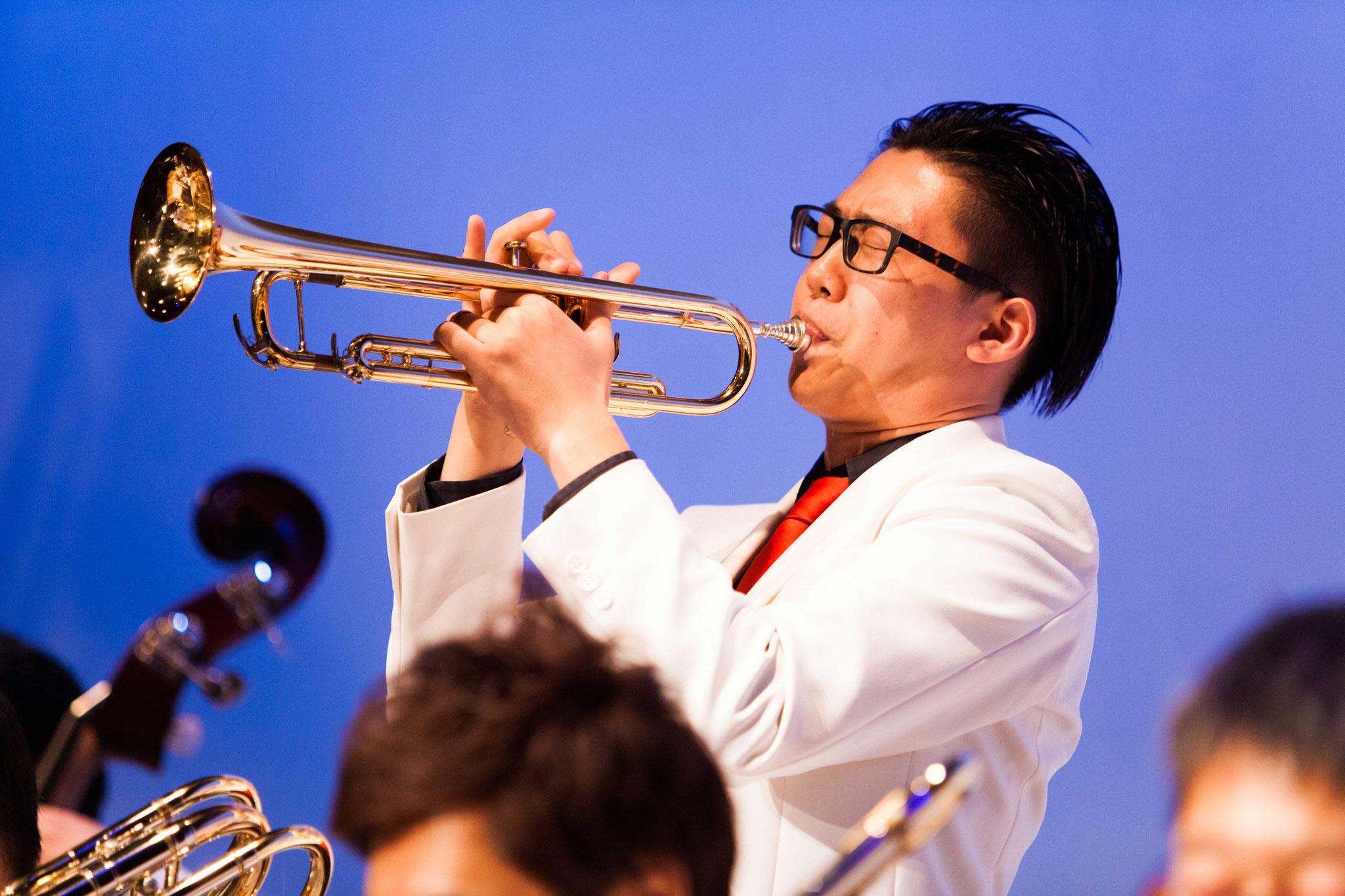 鈴木翔太(trumpet)