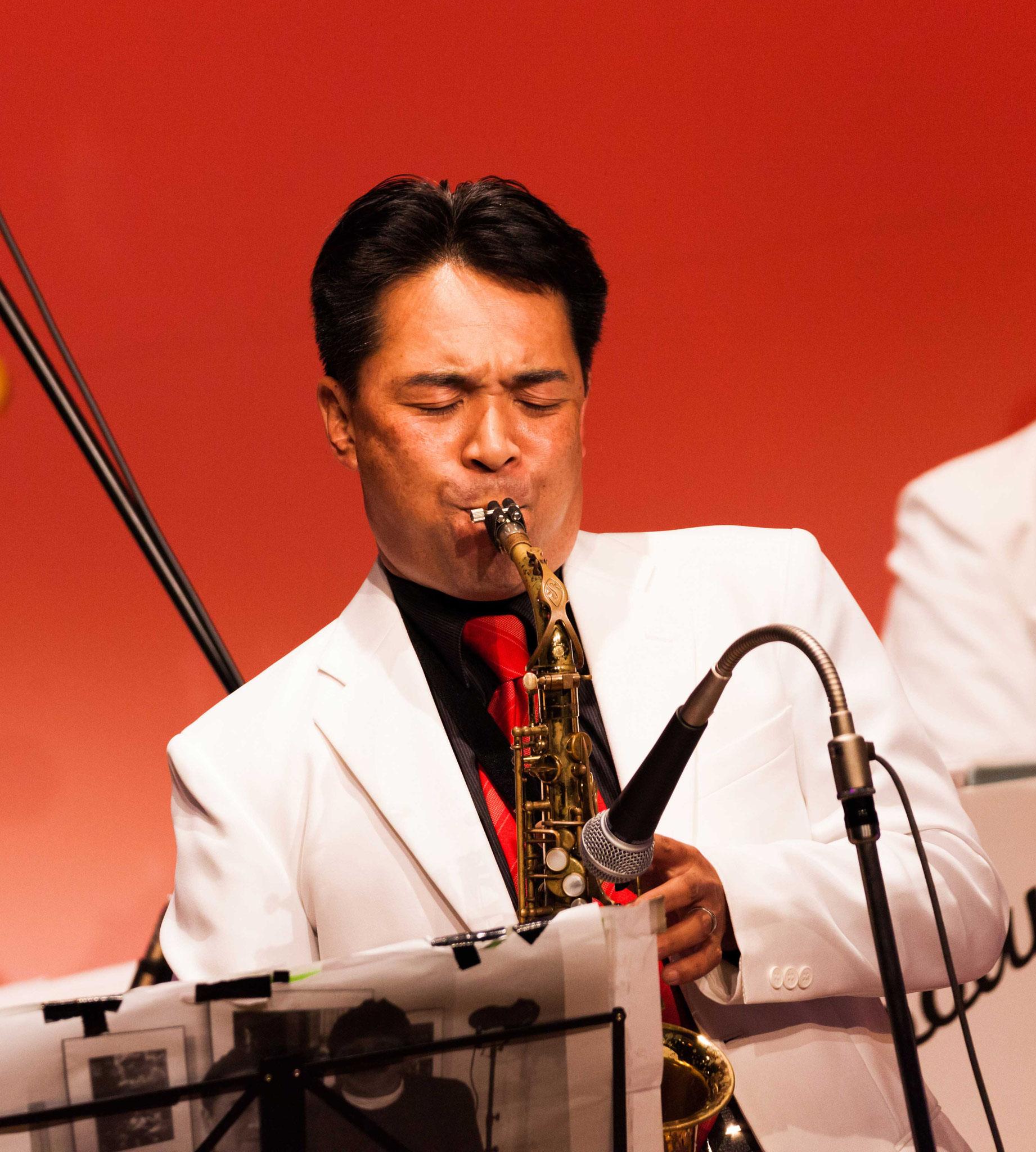 河野康郎(saxophone)