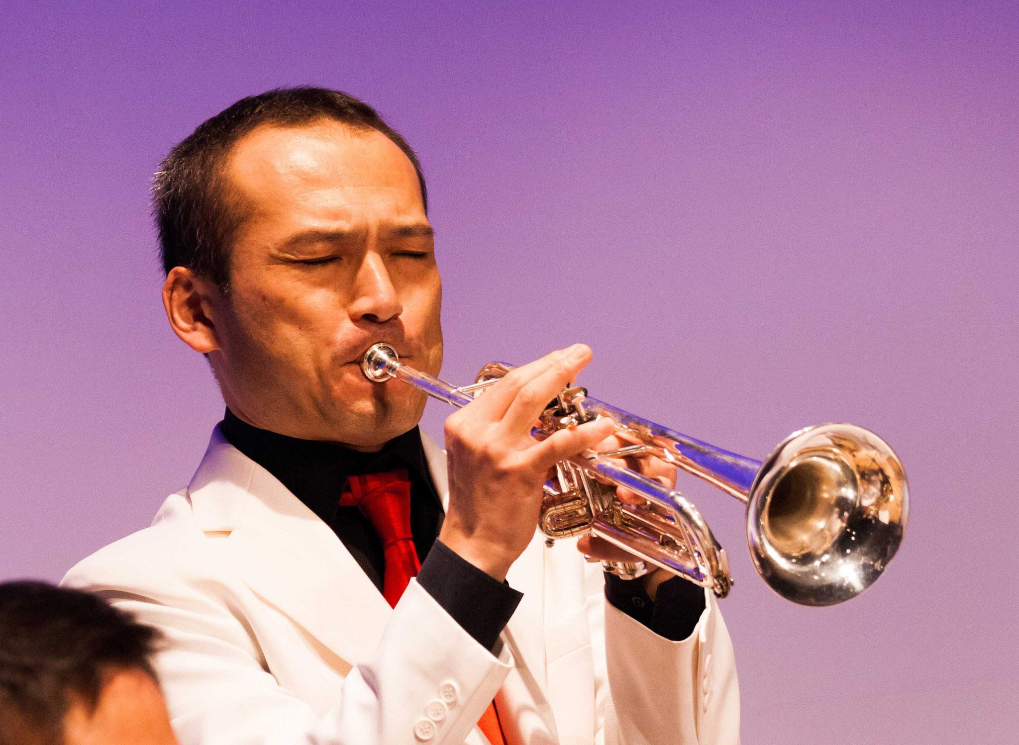 栗原一郎(trumpet)