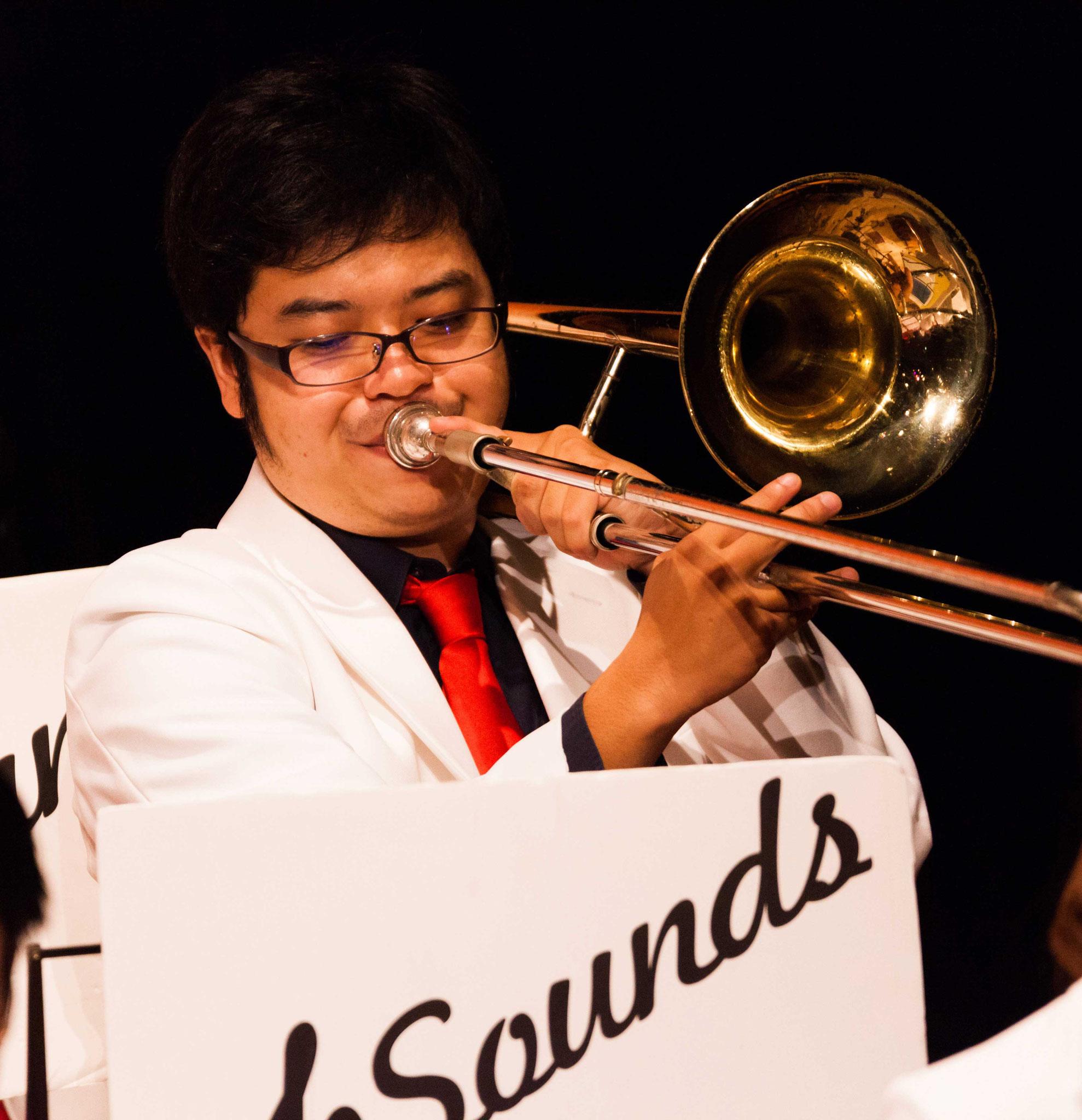 西村崇史(trombone)