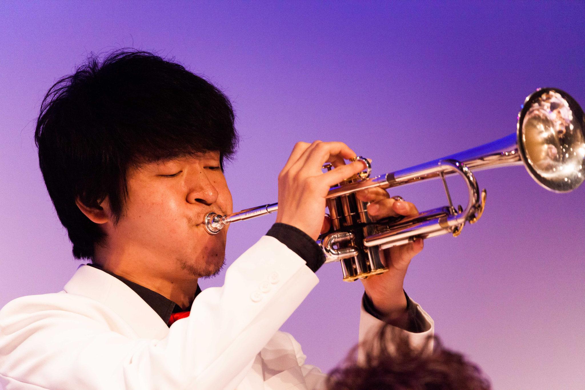 中出貴敏(trumpet)