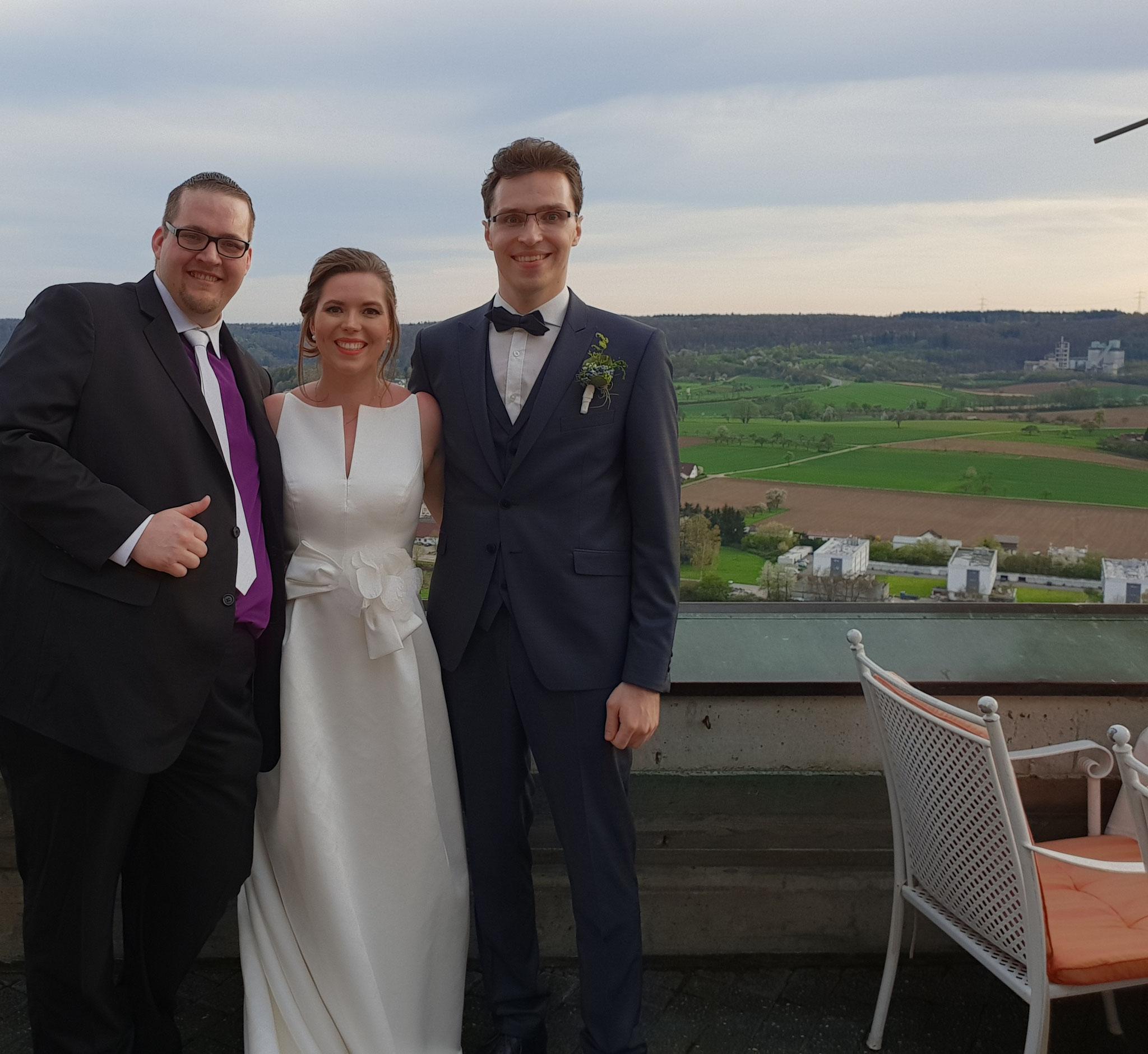 Hochzeit in Neckargemünd