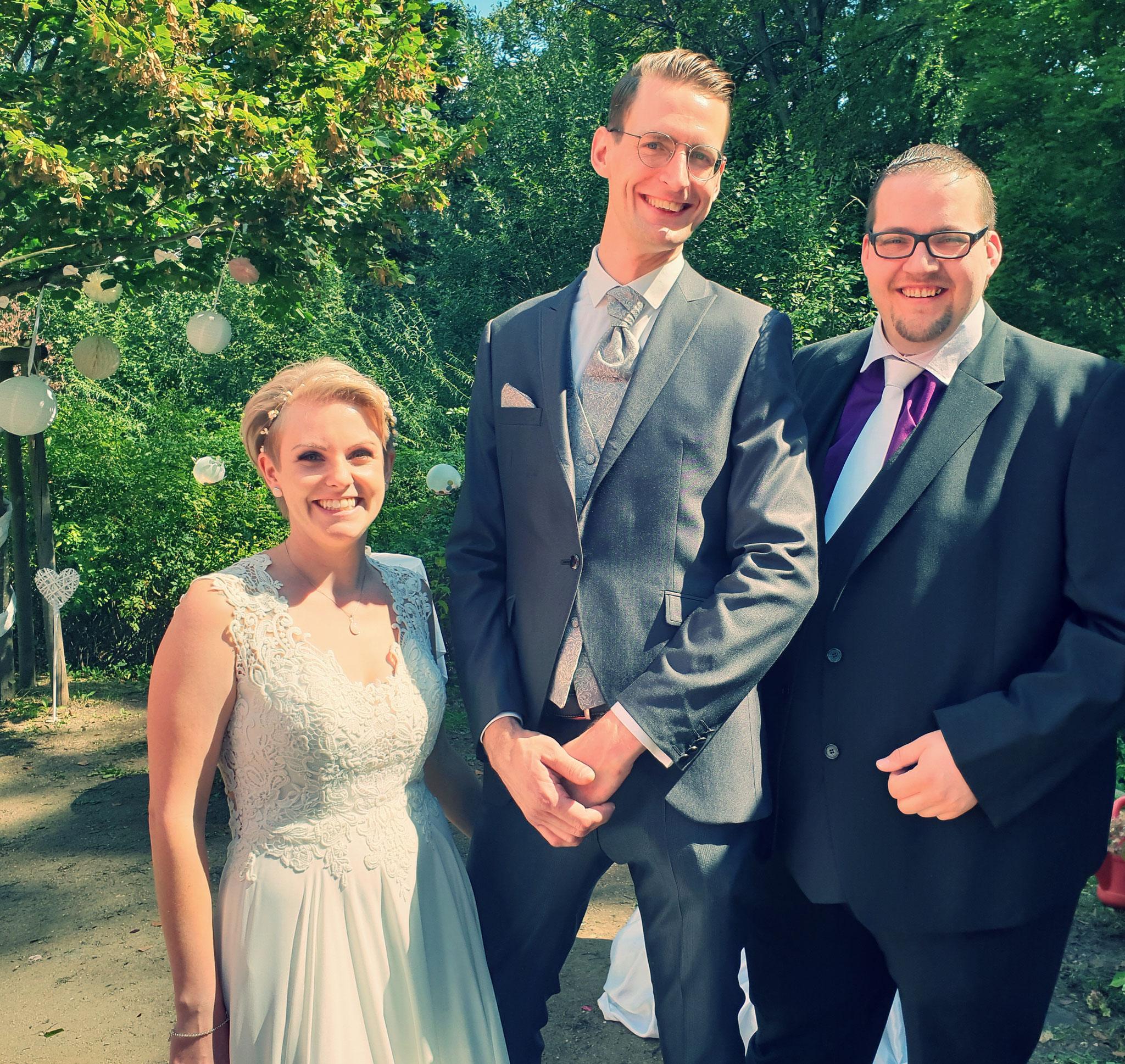 Hochzeit in Fürth / Odenwald