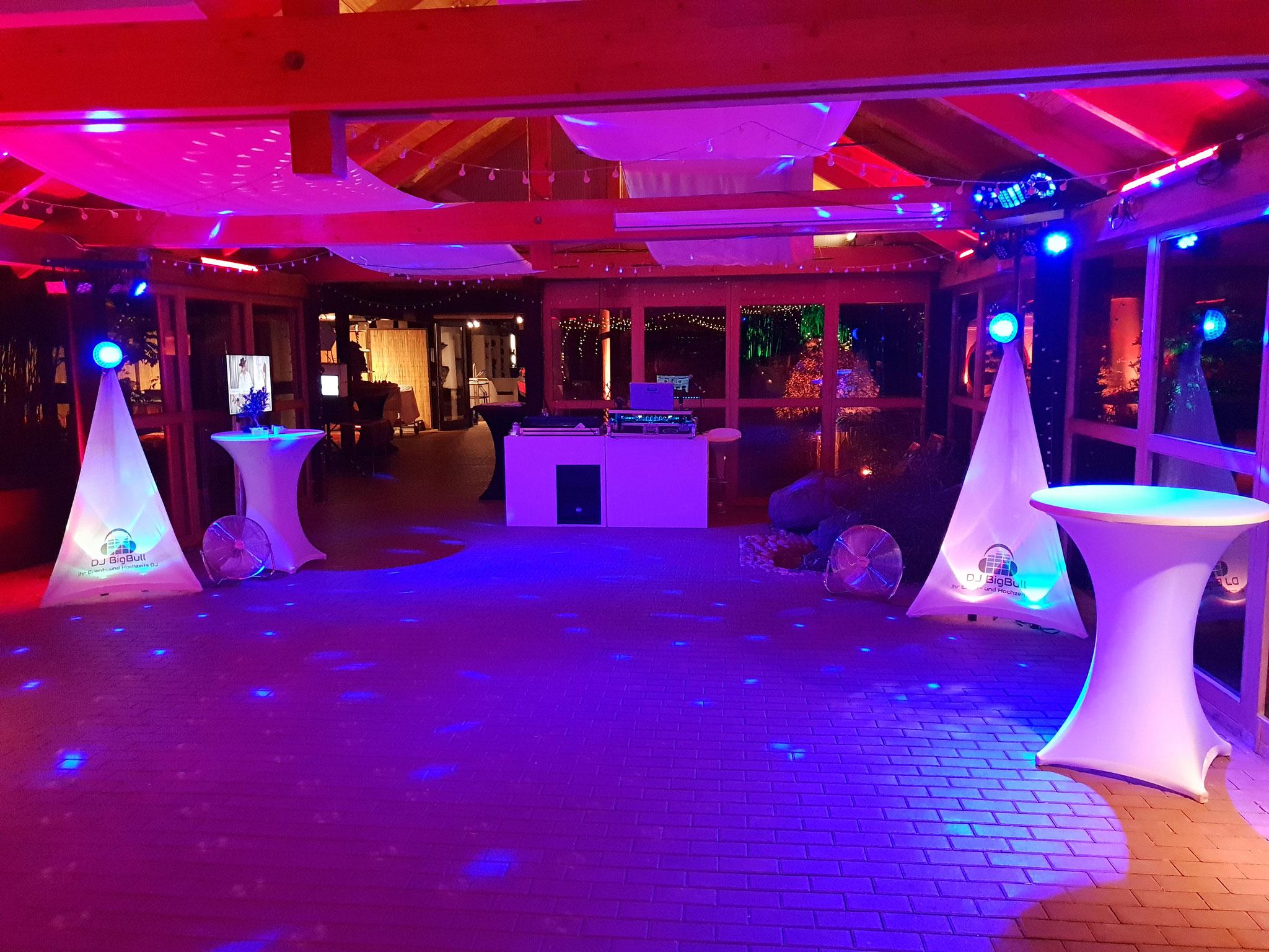 DJ für Firmenfeiern in Heidelberg