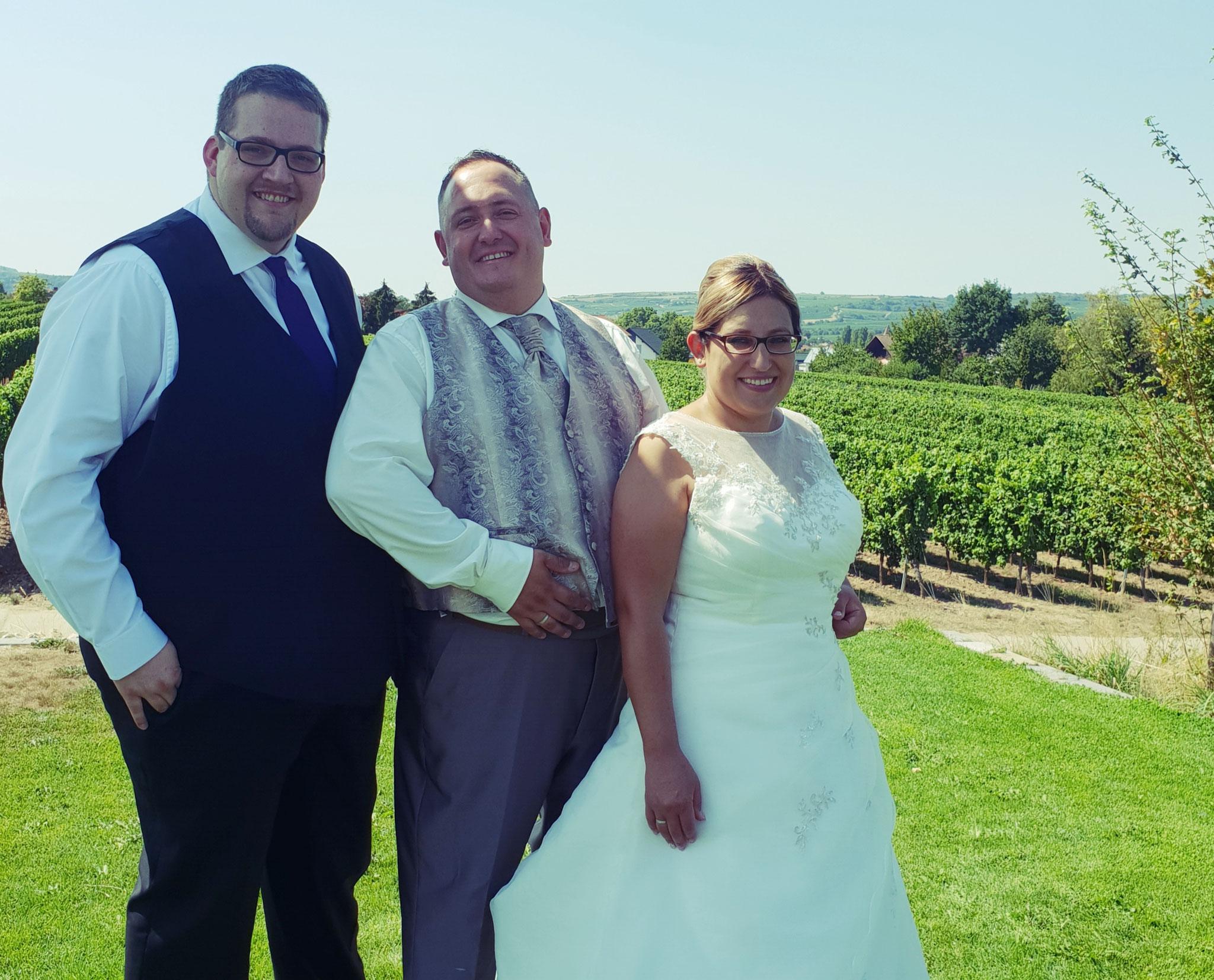 Hochzeit in Obrigheim / Pfalz