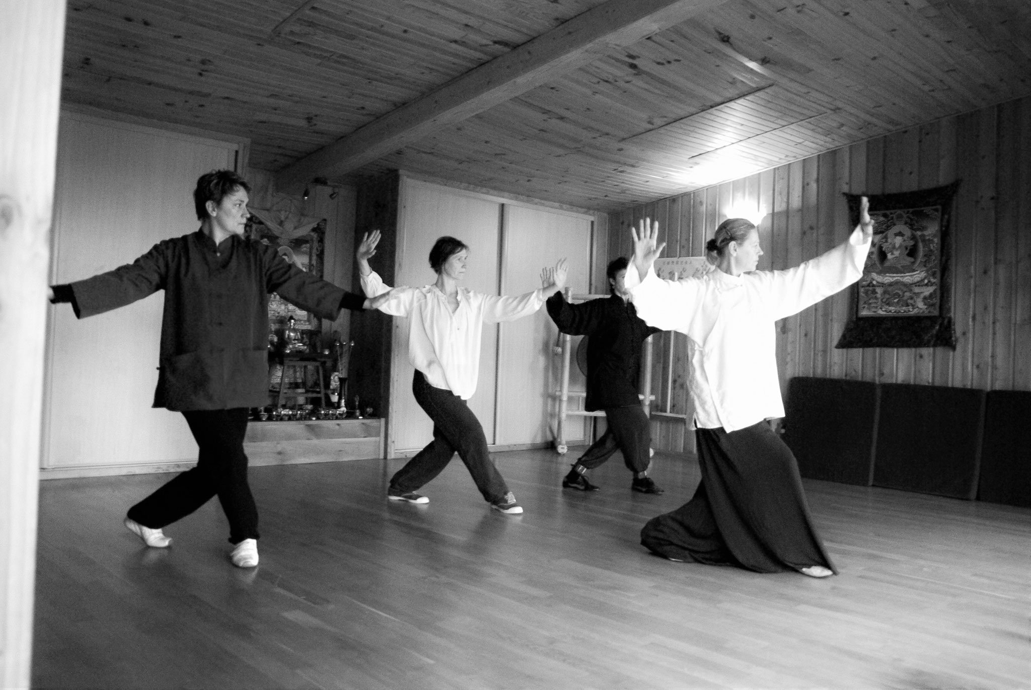 Danses de la grue