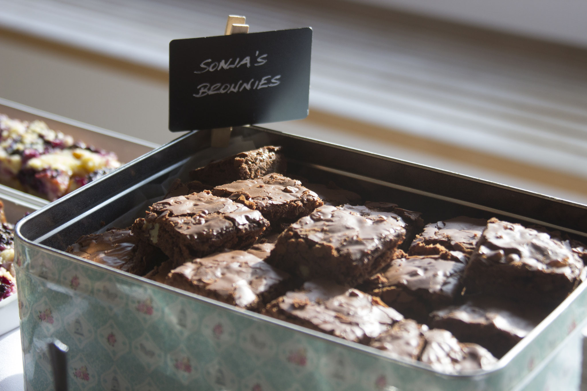 Brownies - immer fein