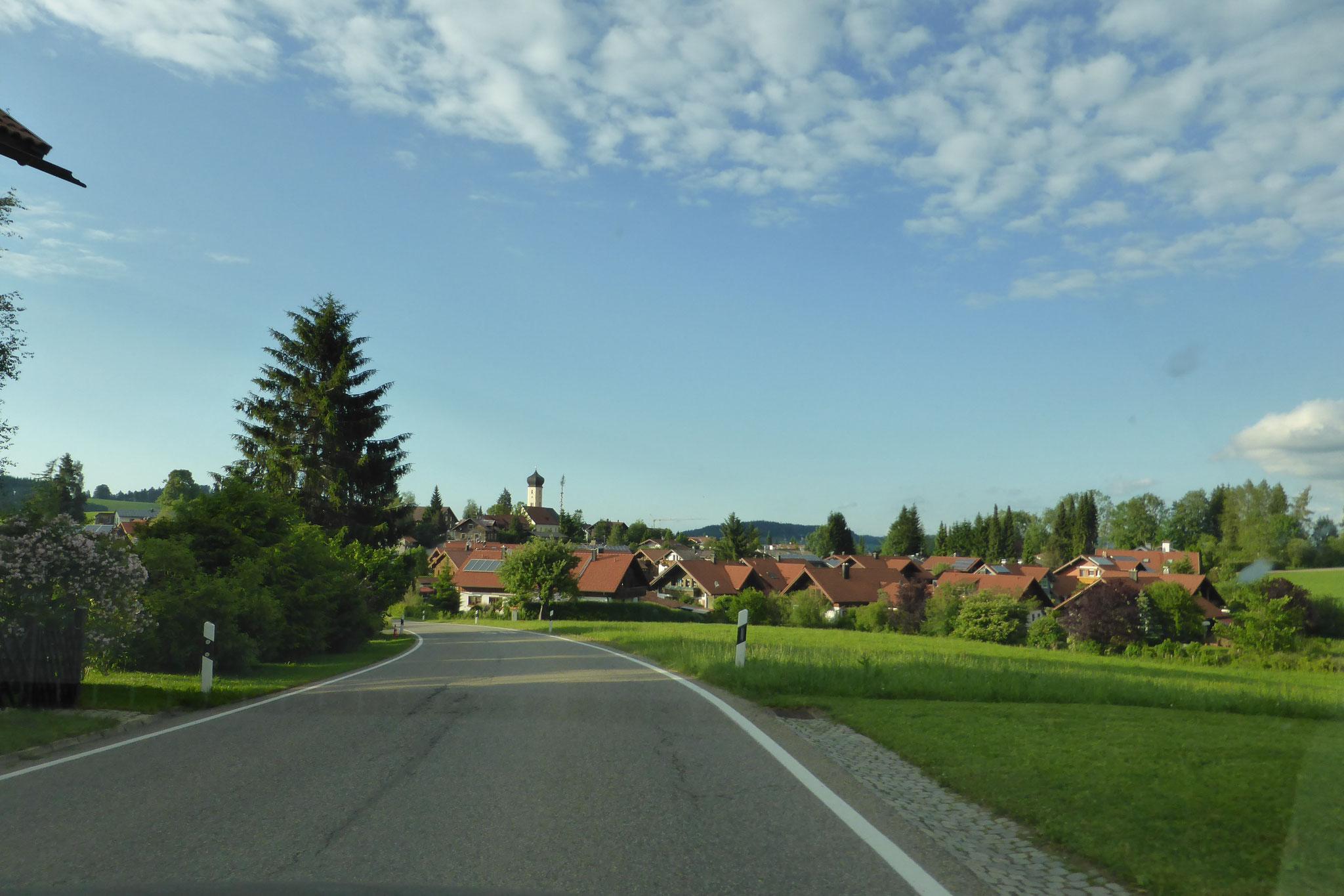 Luftkurort Oberreute