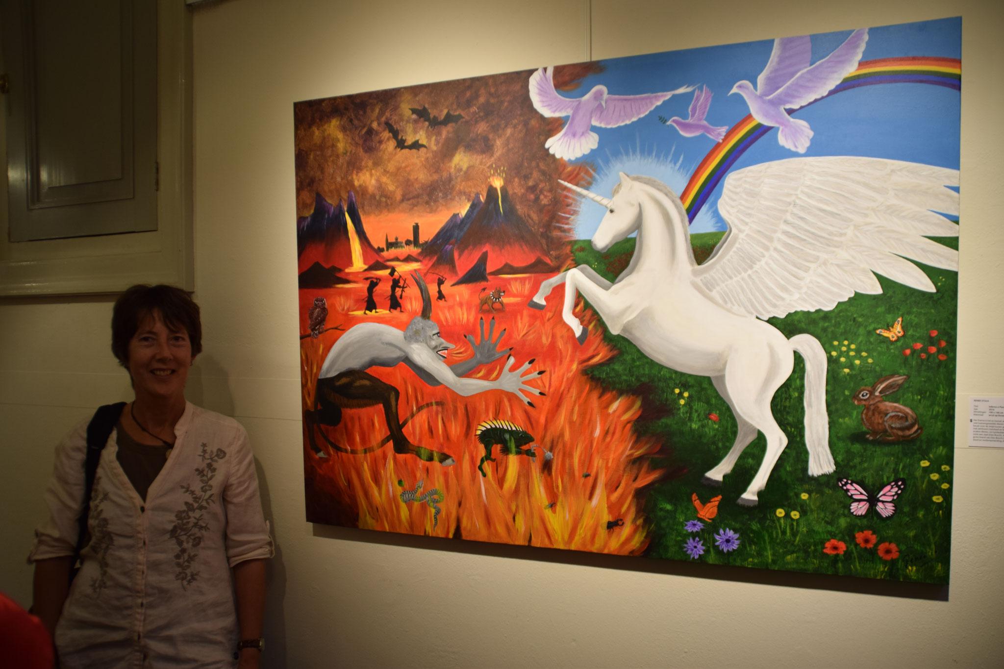 Expositie naar Jeroen Bosch, ook in Mariënkroon