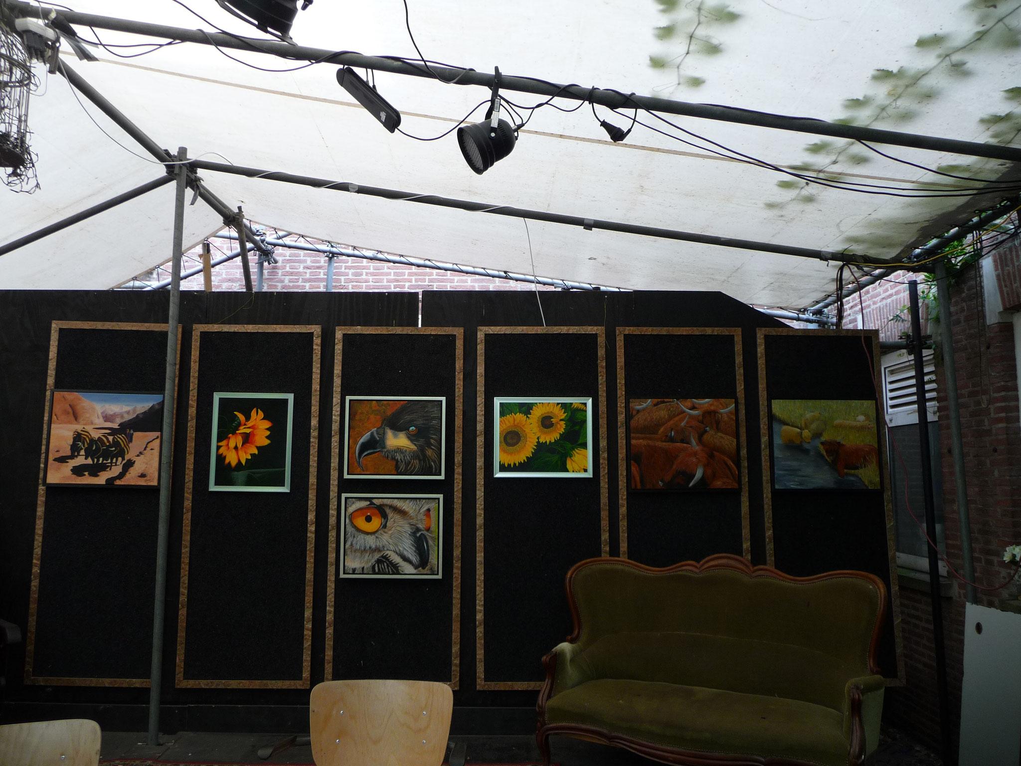 Expositie Winterdijk 30B Waalwijk