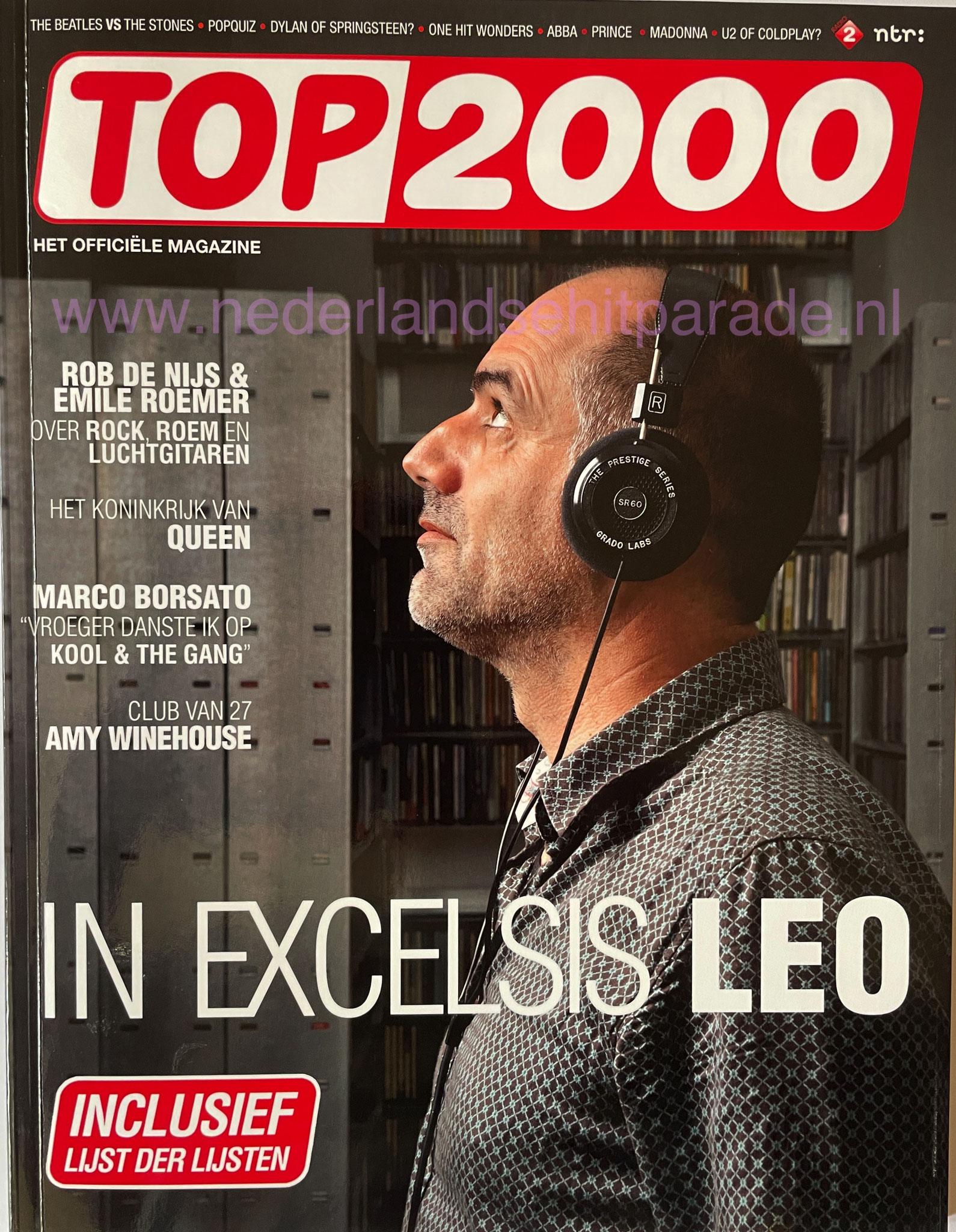 Top 2000 magazine 2011