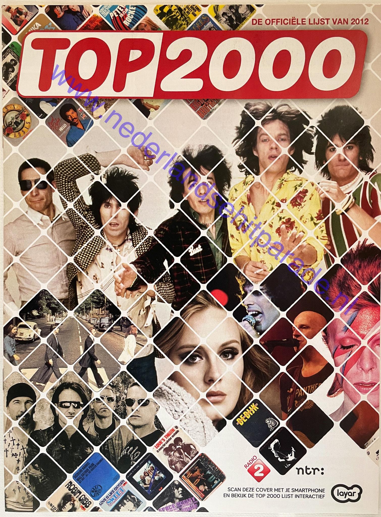 Top 2000 2012