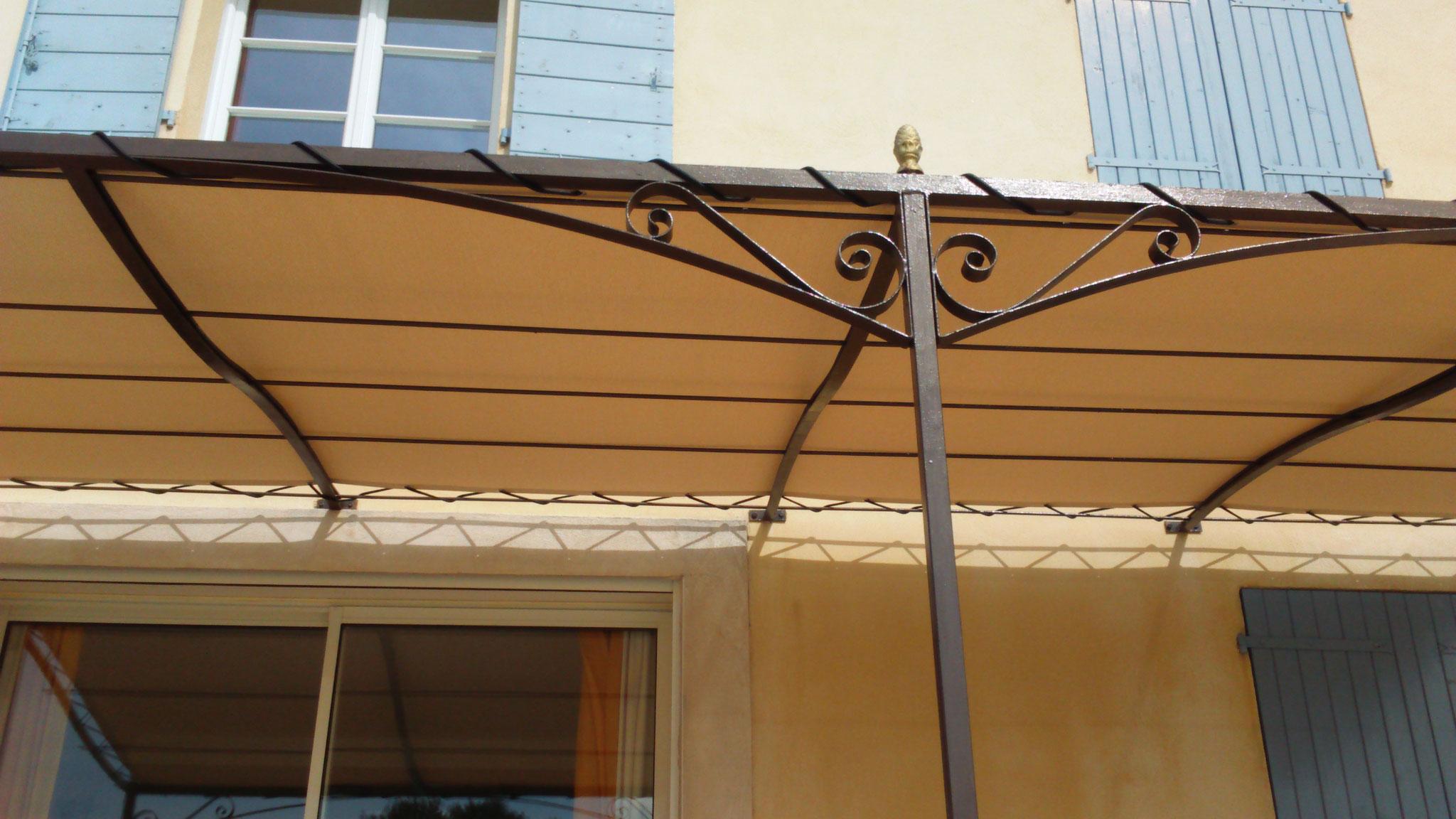 stunning bache soleil terrasse gallery. Black Bedroom Furniture Sets. Home Design Ideas