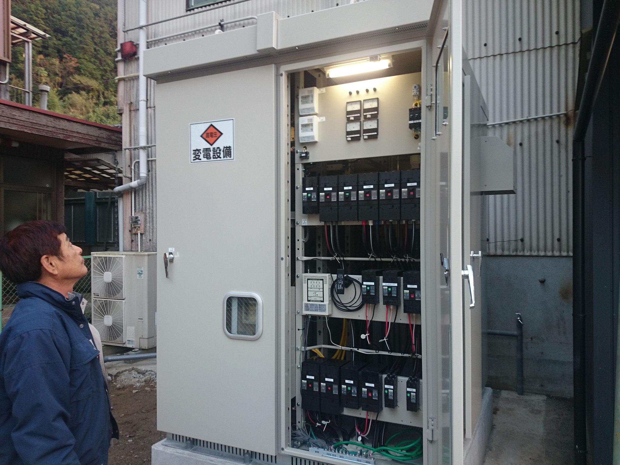 工事実績事例 竹本電気工事 松山市