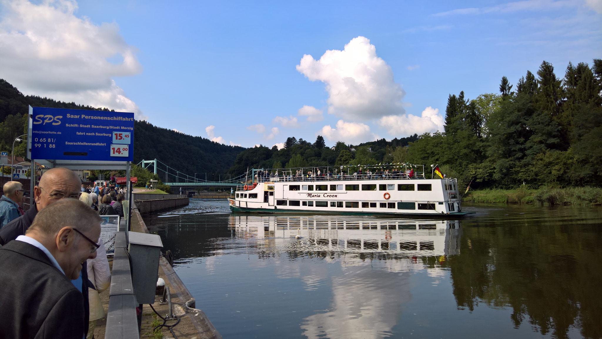 Busfahrt 2017 mit der IG Mainz