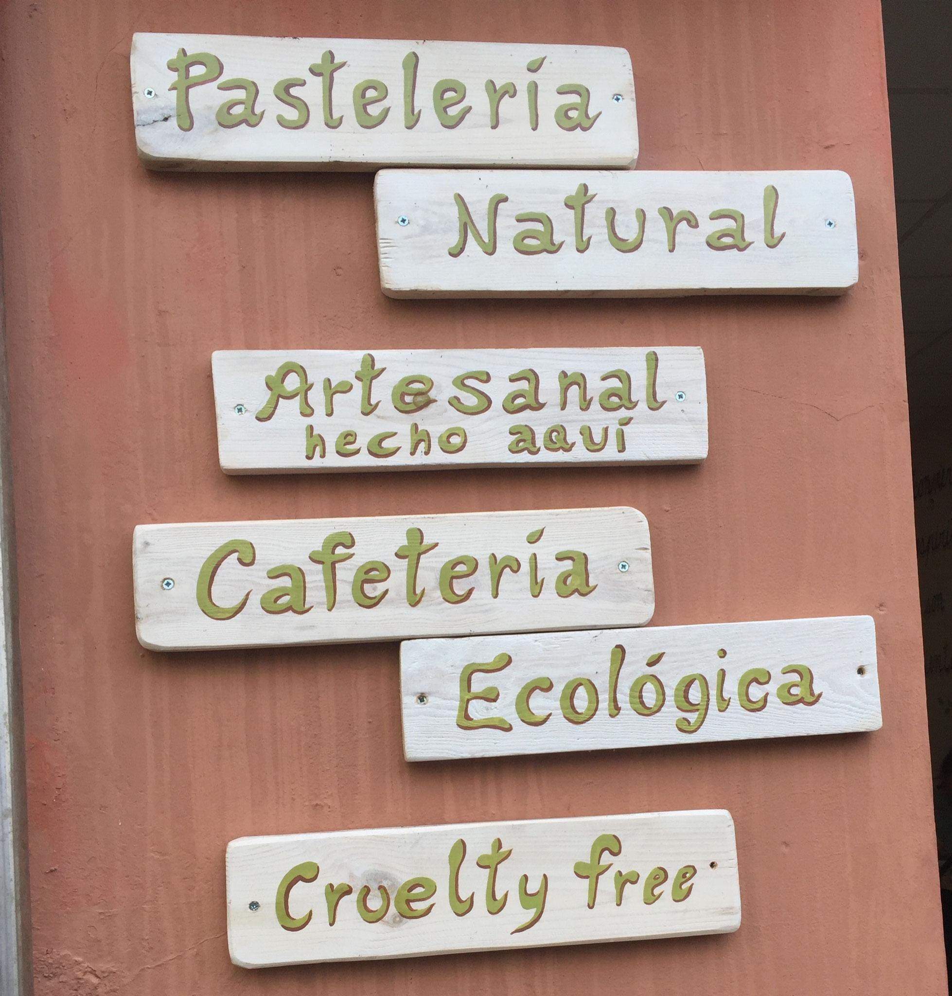 Bio Cafeteria Malaika, Puerto de La Cruz
