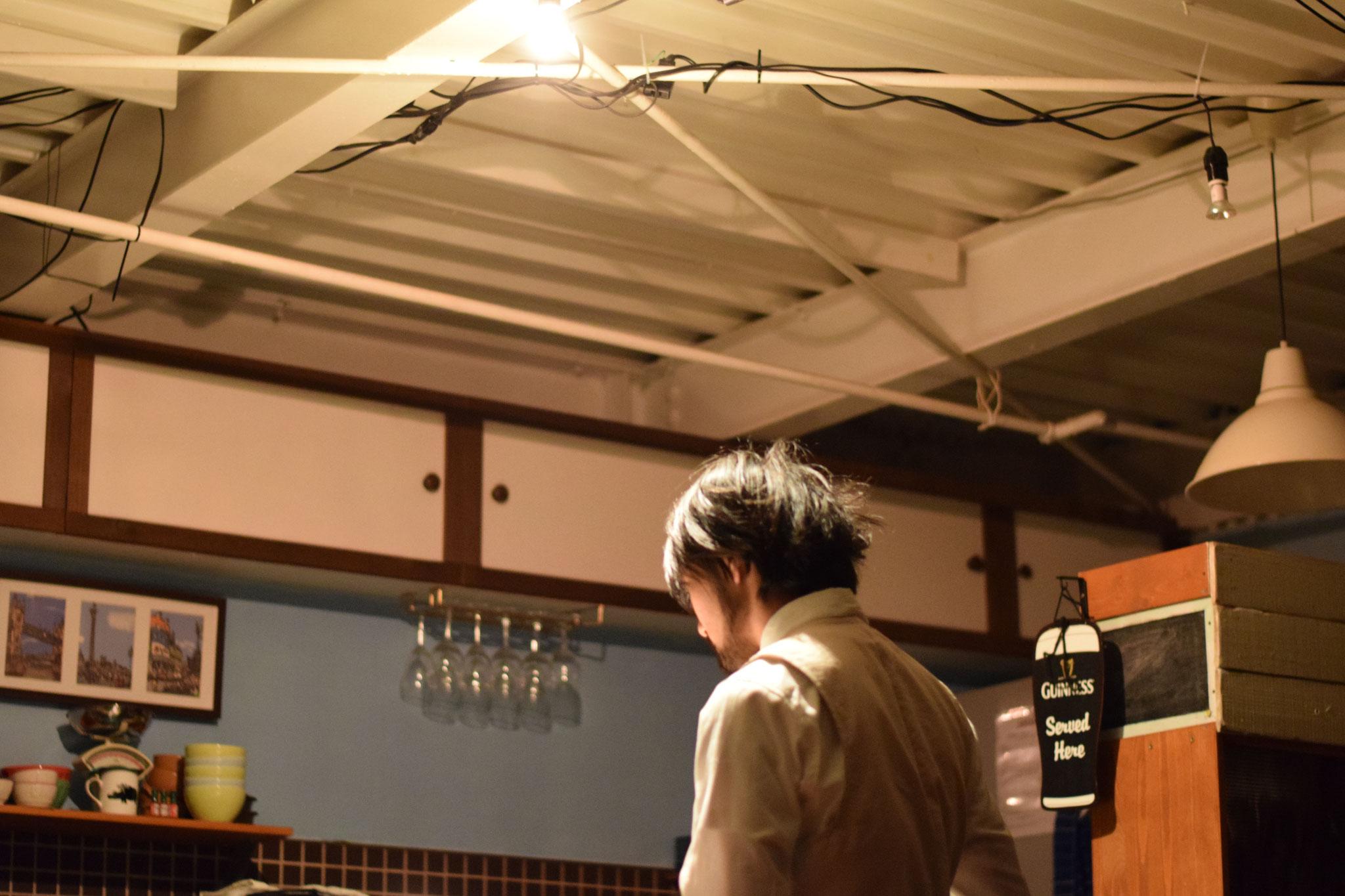 『かもめ』 撮影:伊藤華織