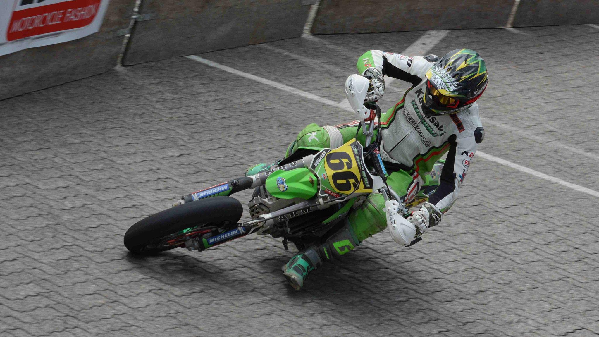 #66 Stephan Züger - Kawasaki