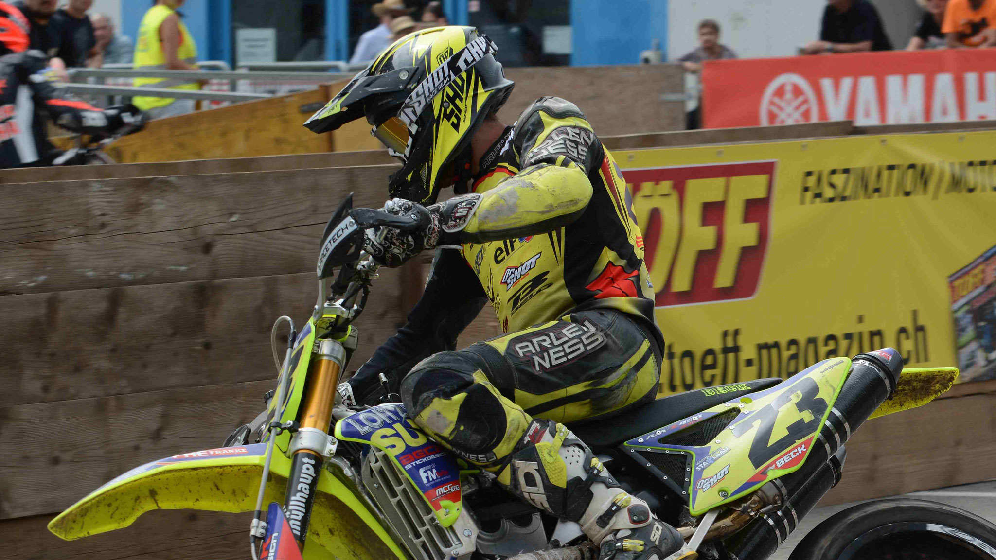 #23 Mathias Beck A - Suzuki RMZ