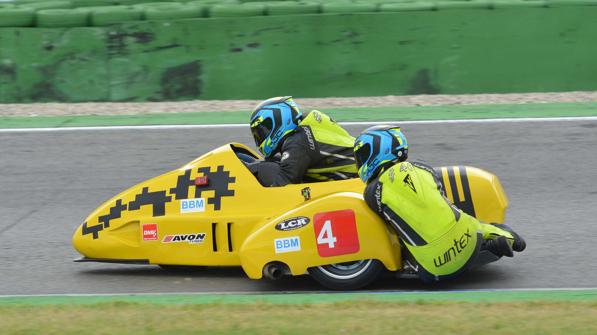 Klaus Pickl / Malte Pecksen - Suzuki F2 - Baujahr 2008