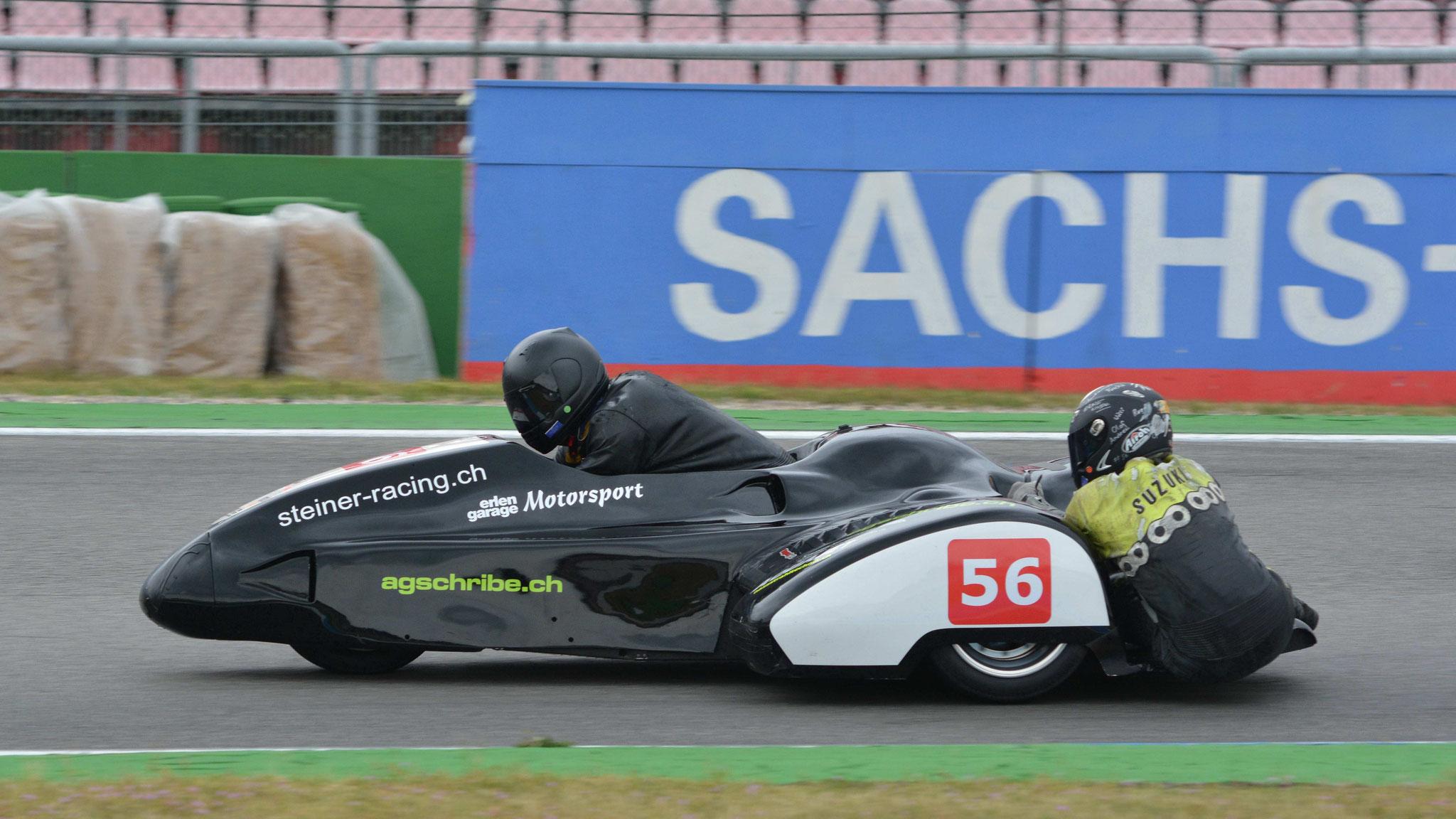 Christian Steiner / Patrick Kristler - LCR Yamaha 1000 - Baujahr 2000