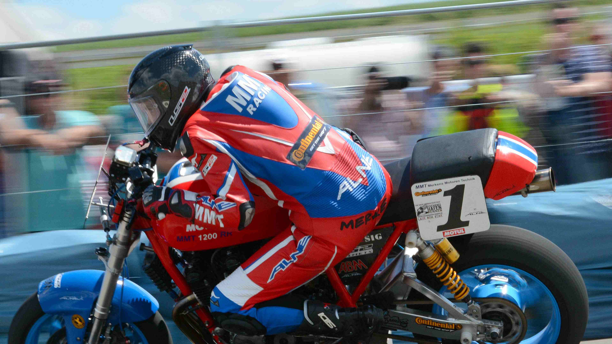 Stefan Merkens / MMT 1200 RR 1986
