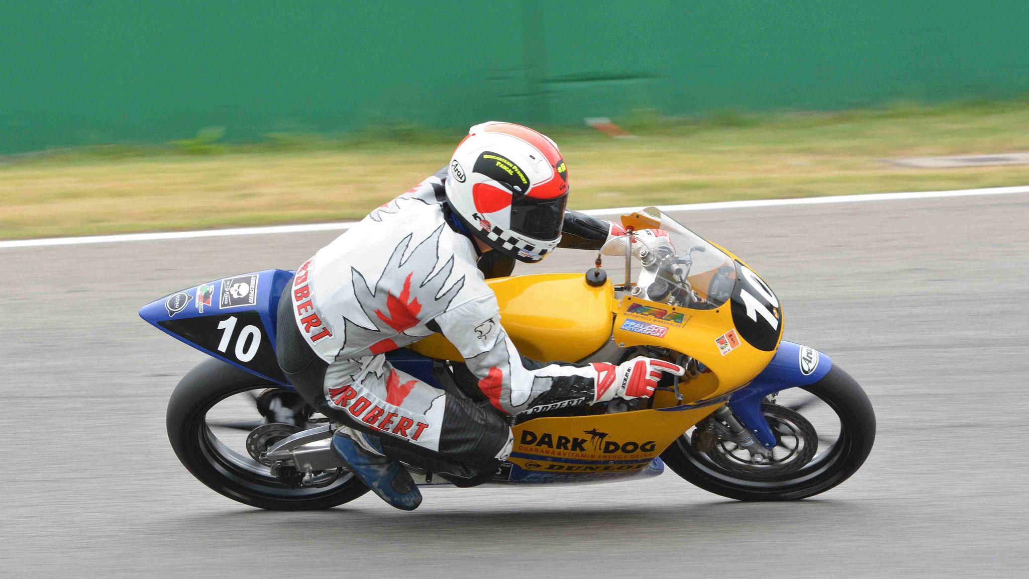 Pascal Pfaucht - HONDA RS125 - 1997