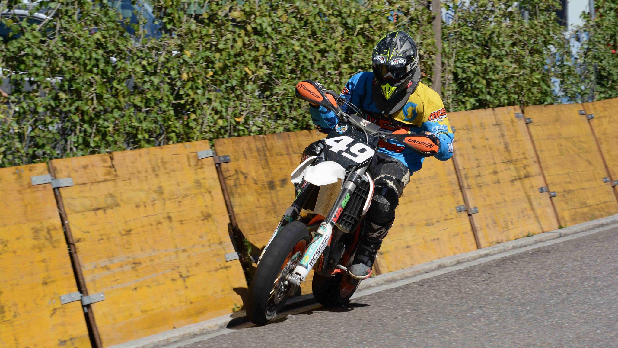#49 Roy Schärer - KTM