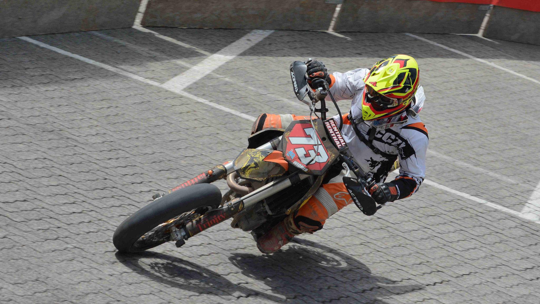 #73 Samuel Widmer - KTM 450