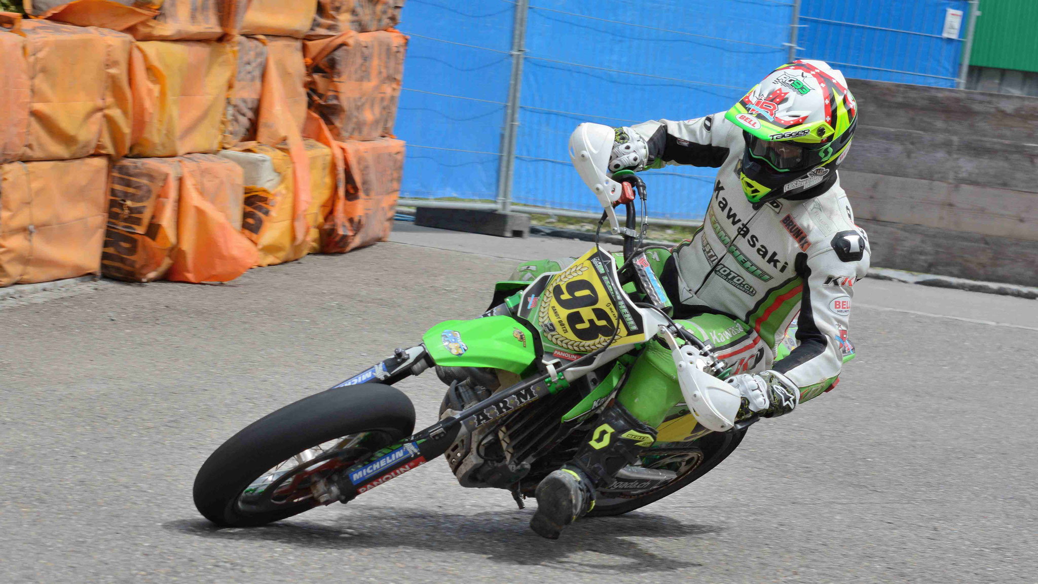 #93 Randy Götzl - Kawasaki KX