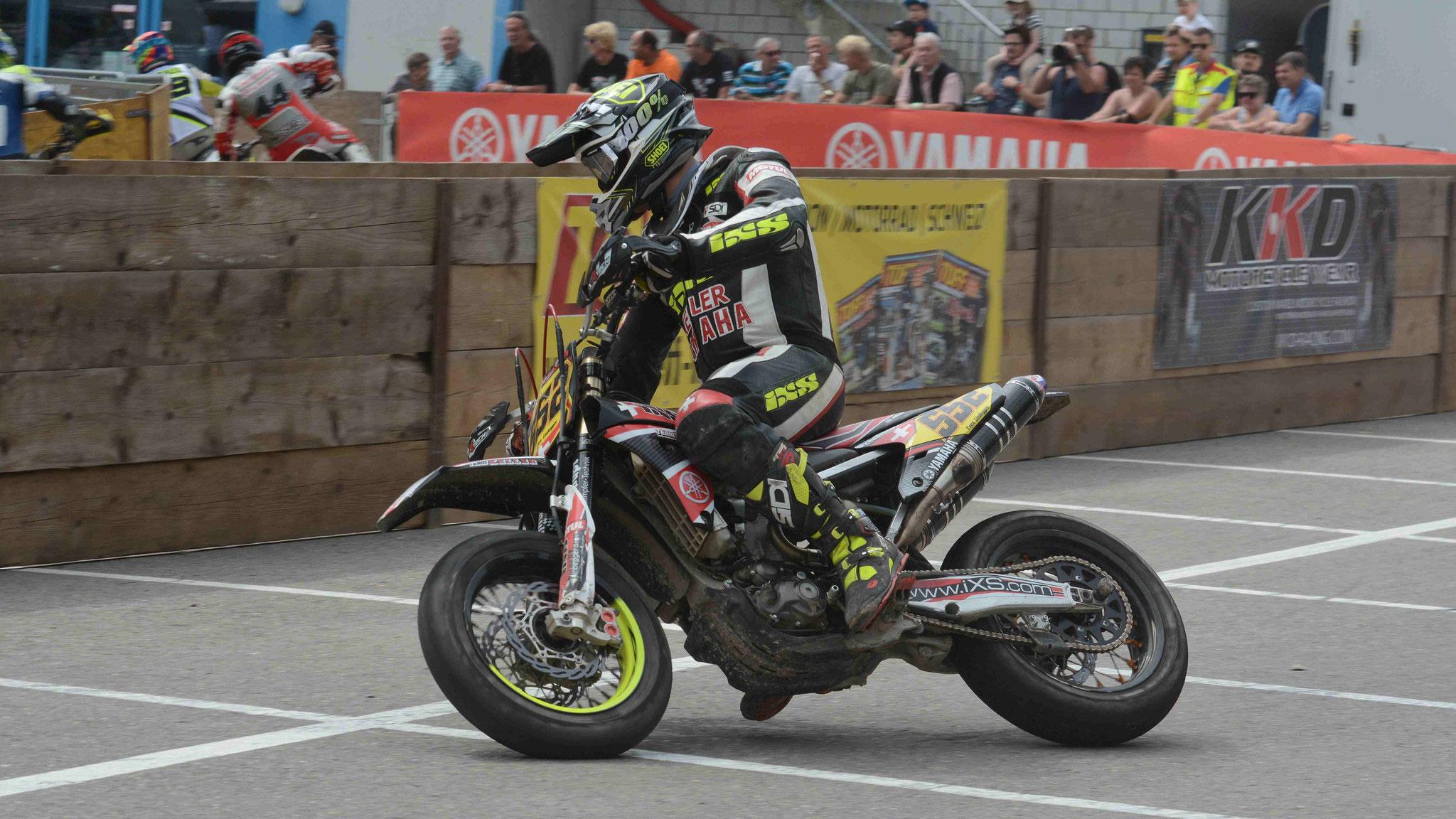 #552 Yves Lindegger - Keller Yamaha
