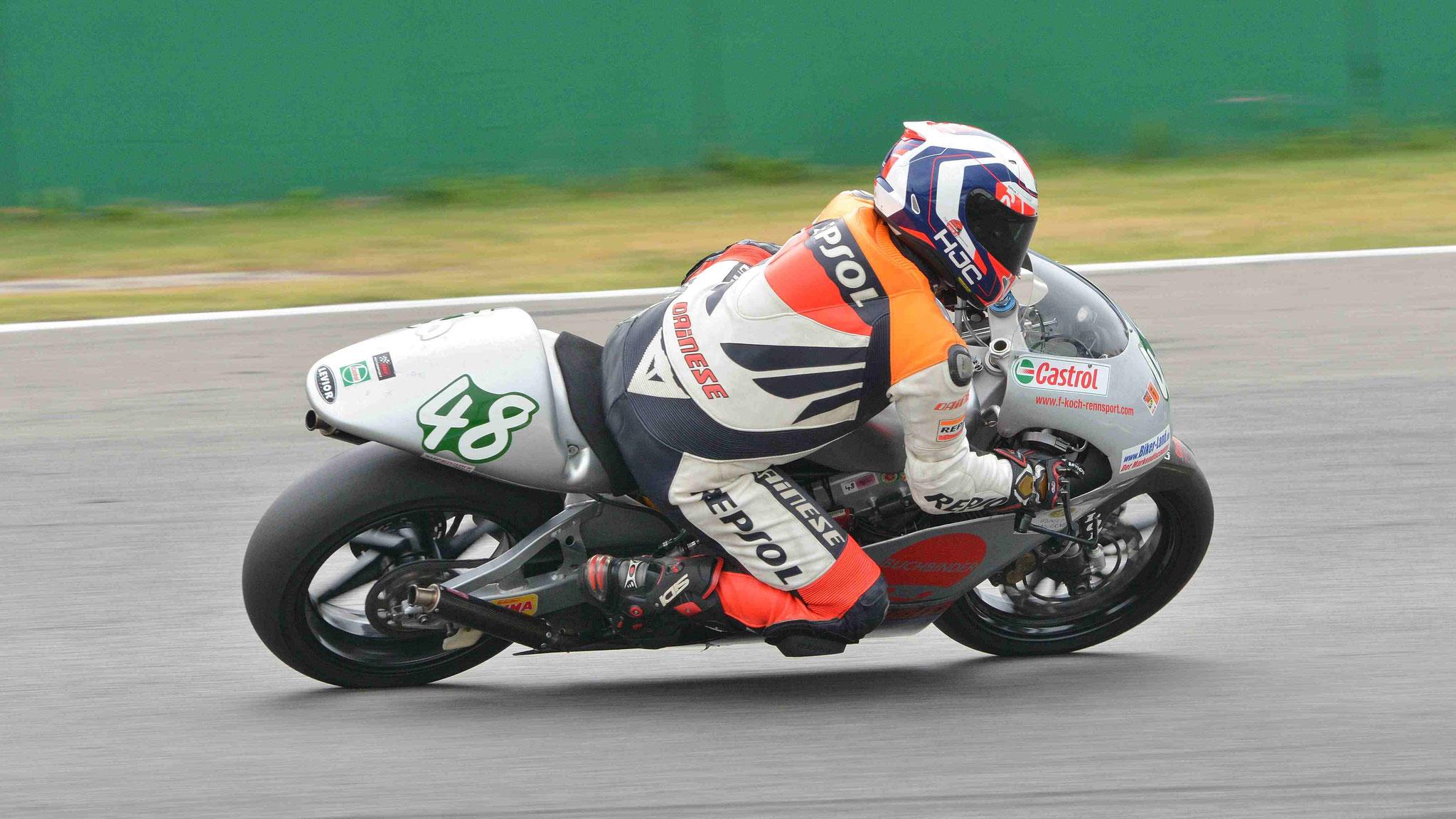 Frank Koch - HONDA RS250R - 2002