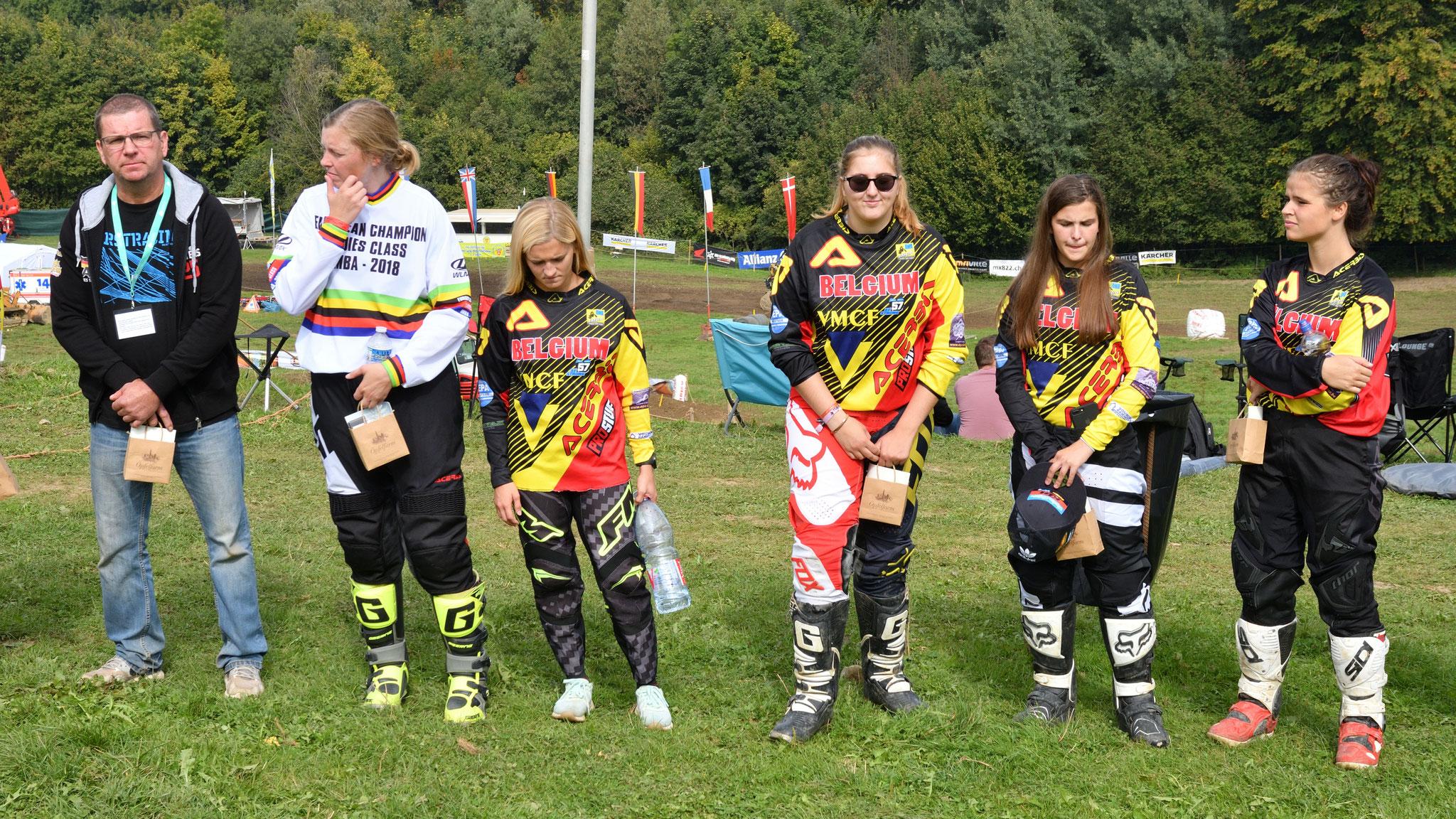 Team Belgien