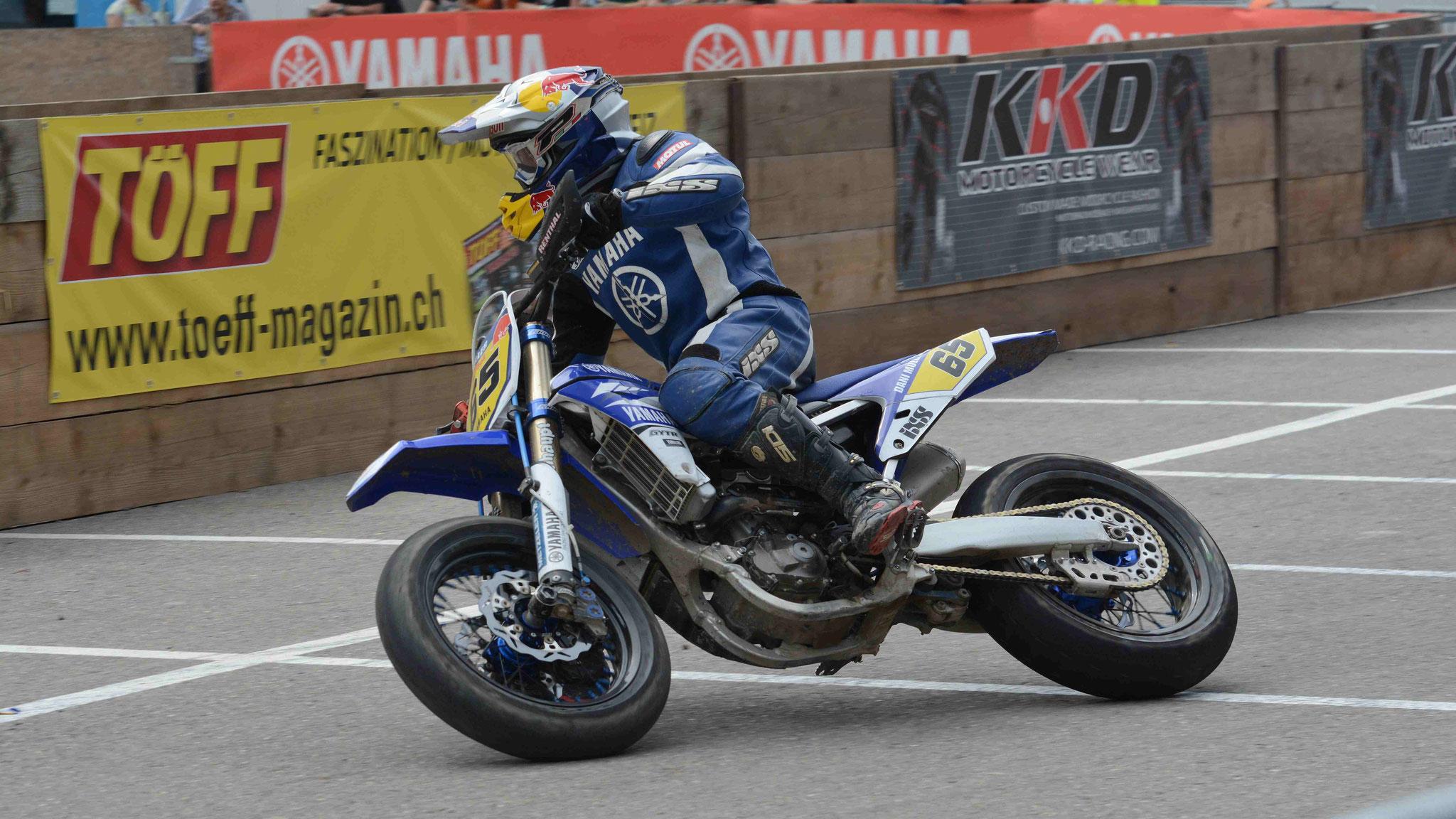 #65 Dani Müller - Yamaha