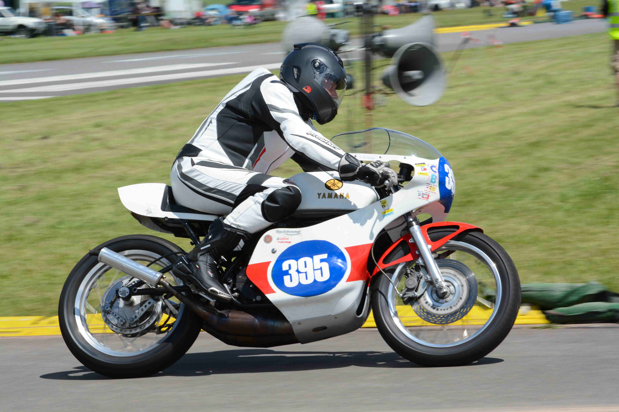 Stefan Horwege / Spondon-Yamaha TZ350 1979