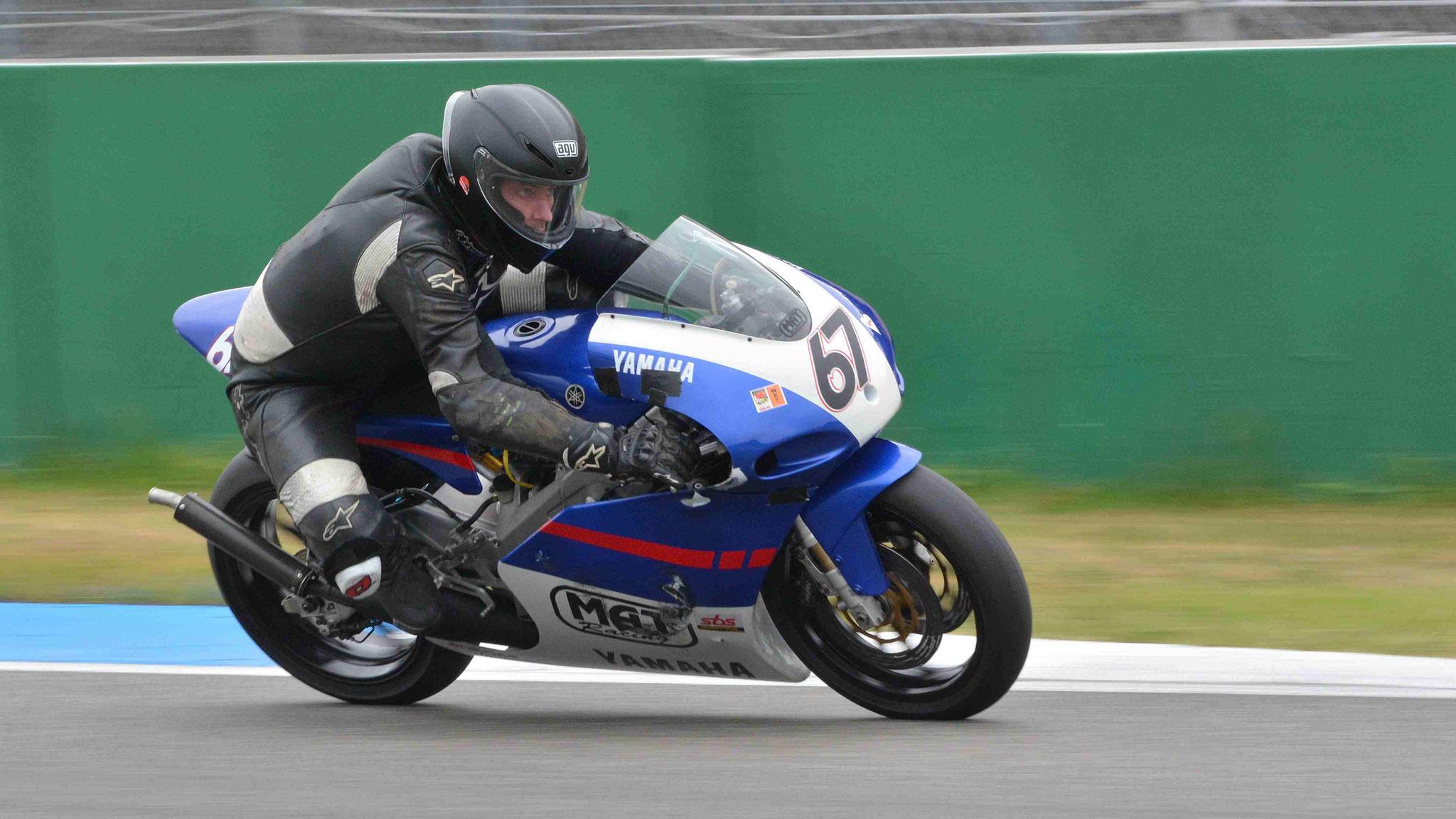 Kenny Matthiesen - YAMAHA TZ250 - 2001