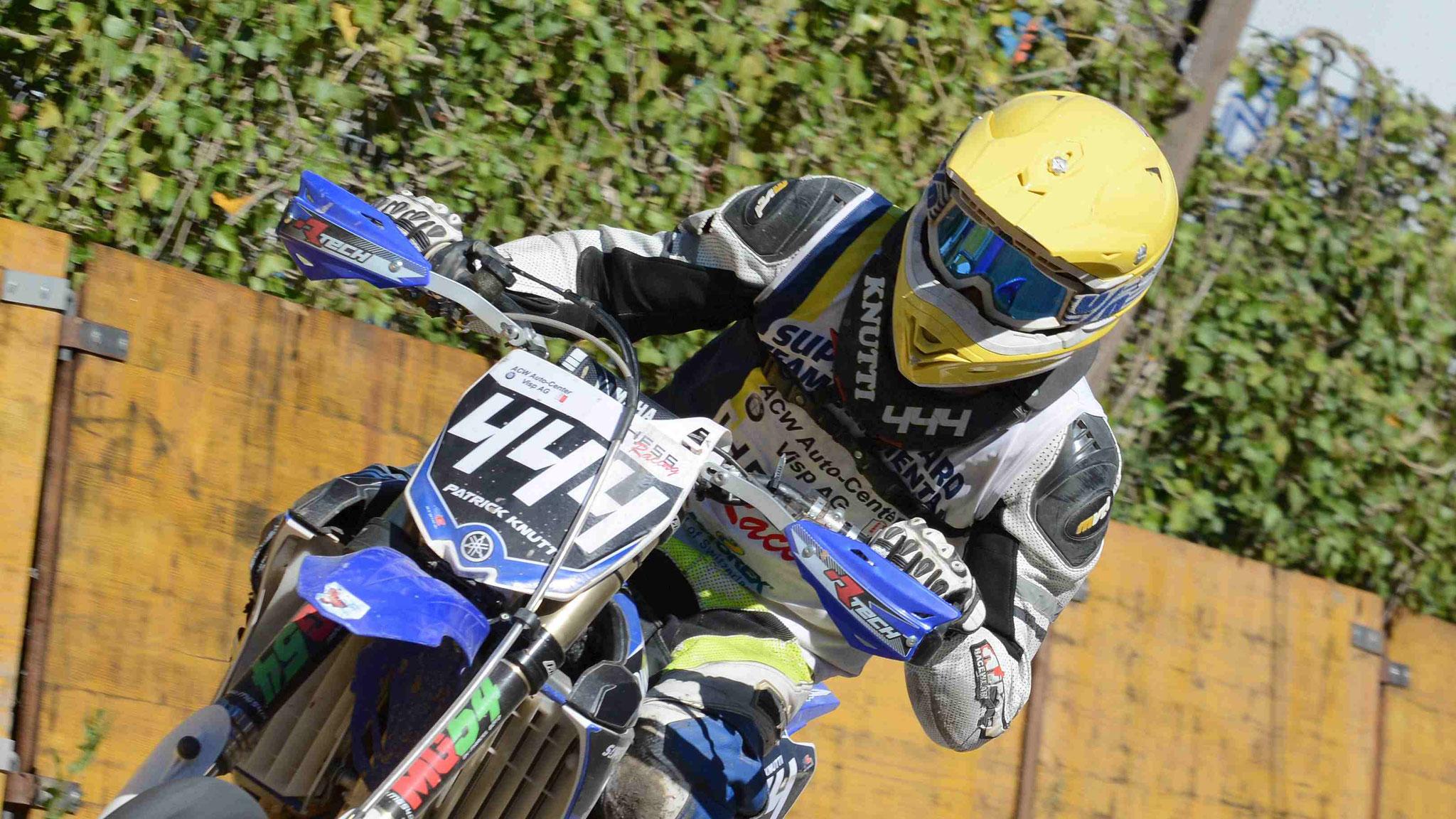 #444 Patrick Knutti - Yamaha