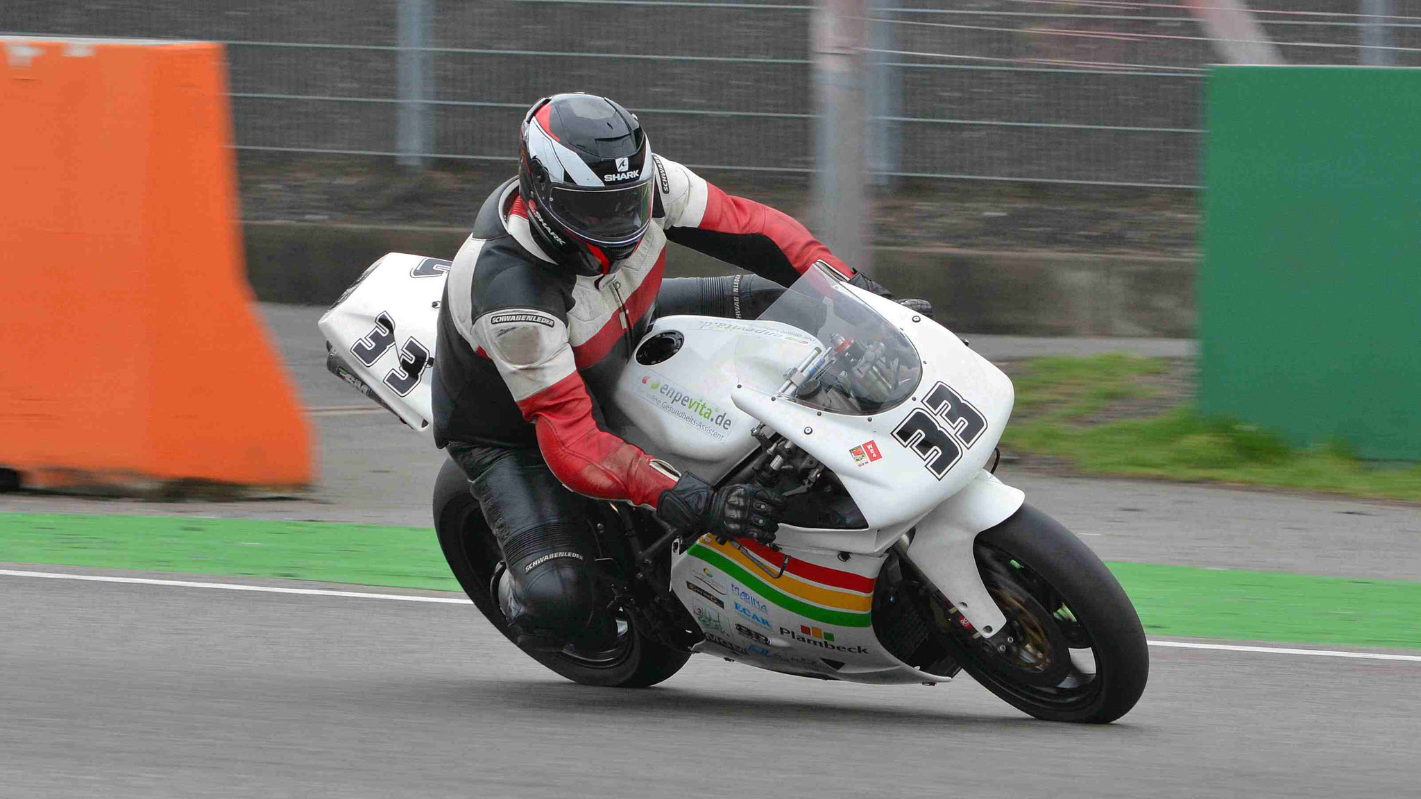 Frank Behrje - DUCATI 996RS - 2002