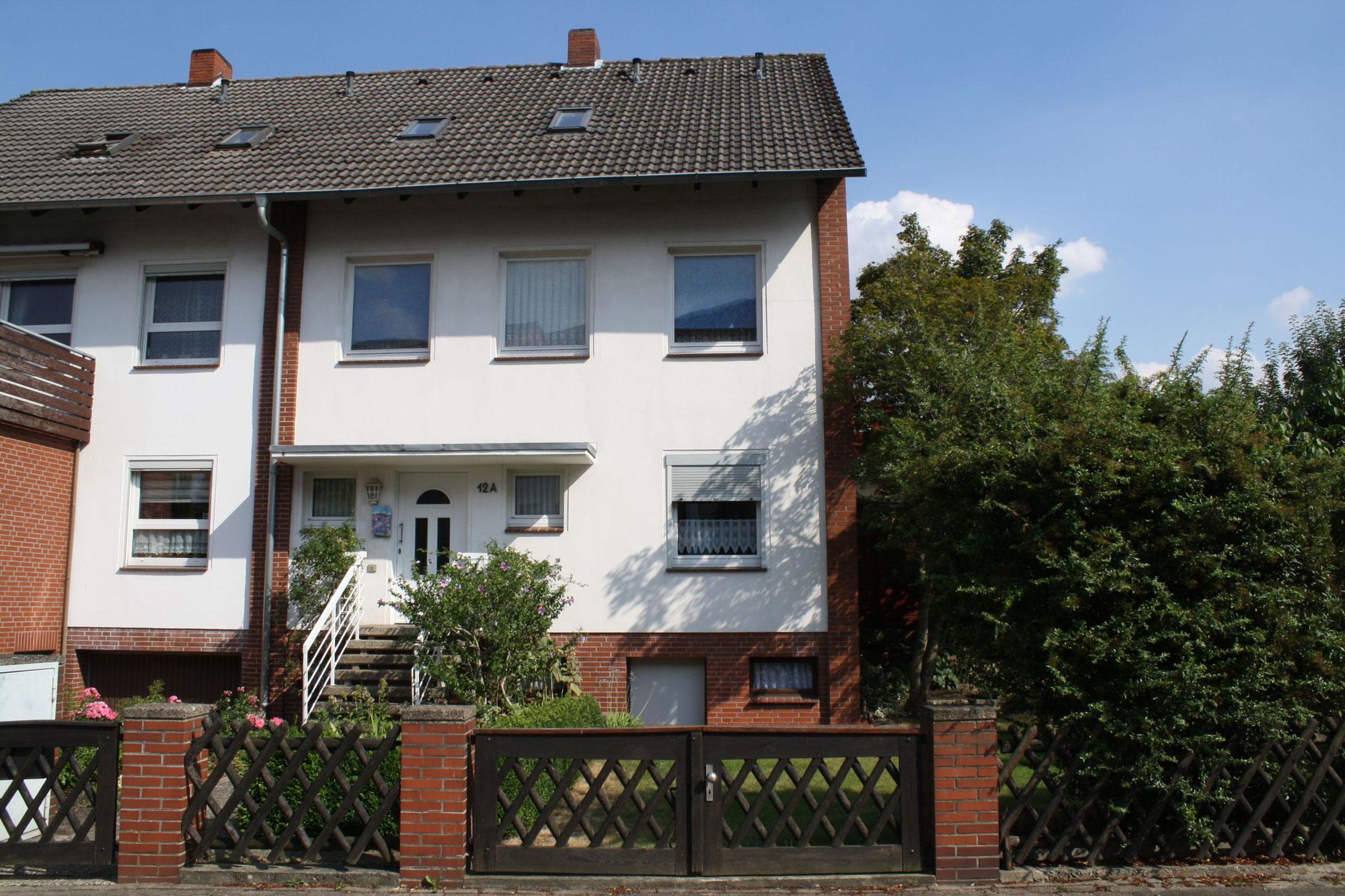 Doppelhaushälfte in Lehrte