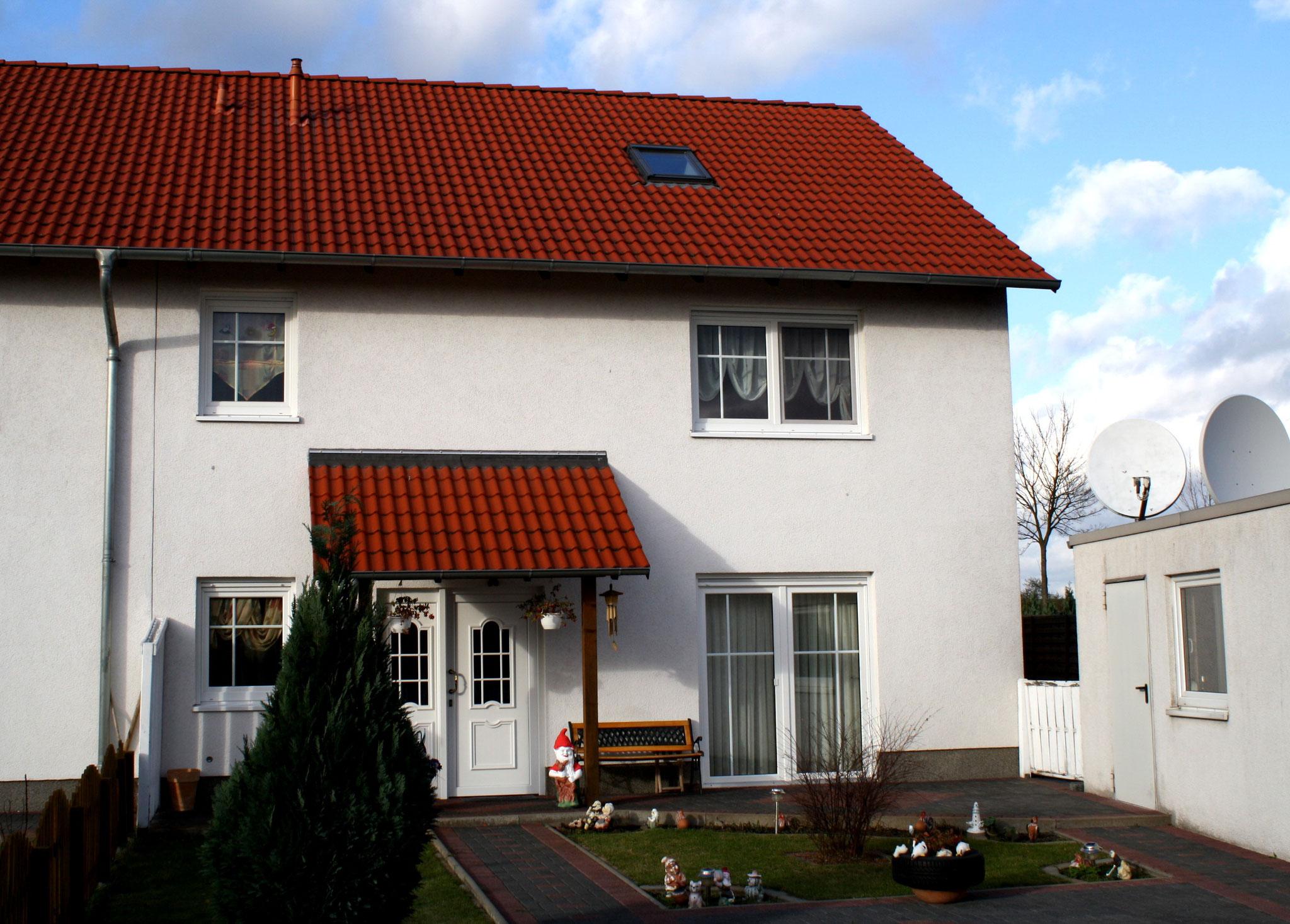 Reihenendhaus in Peine / Essinghausen