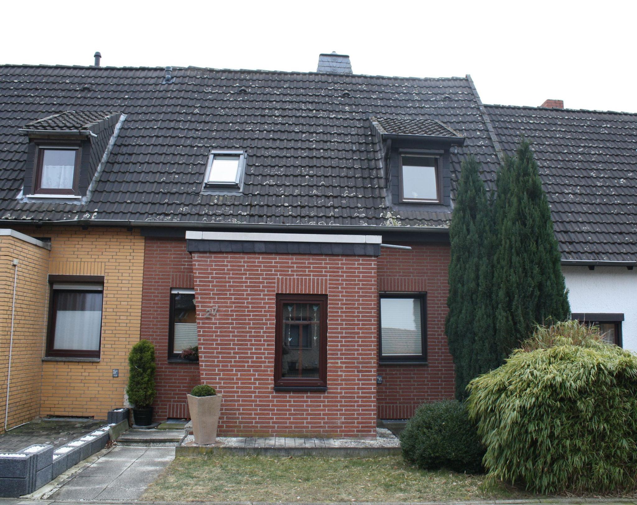 Reihenmittelhaus in Peine / Vöhrum